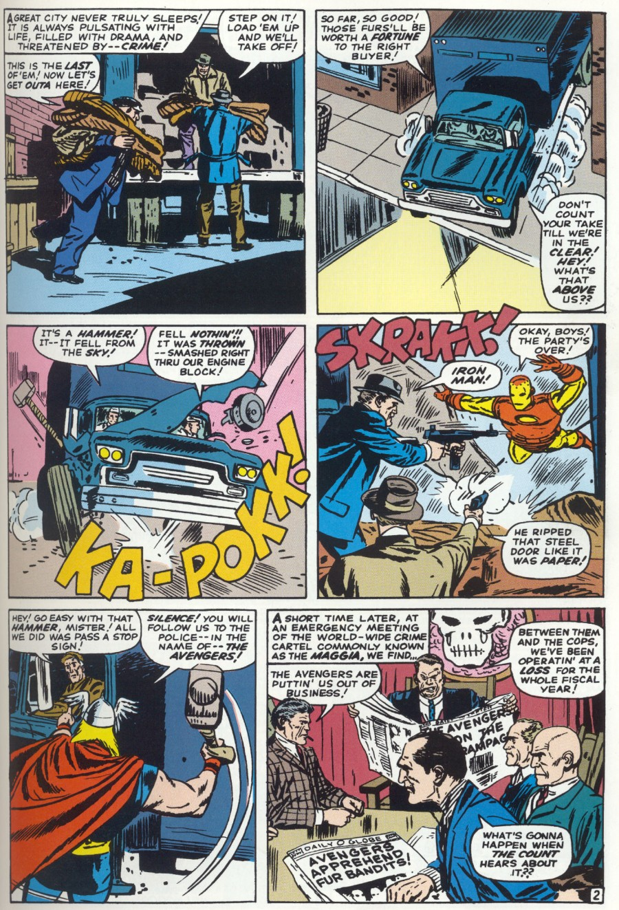 The Avengers (1963) 13 Page 2