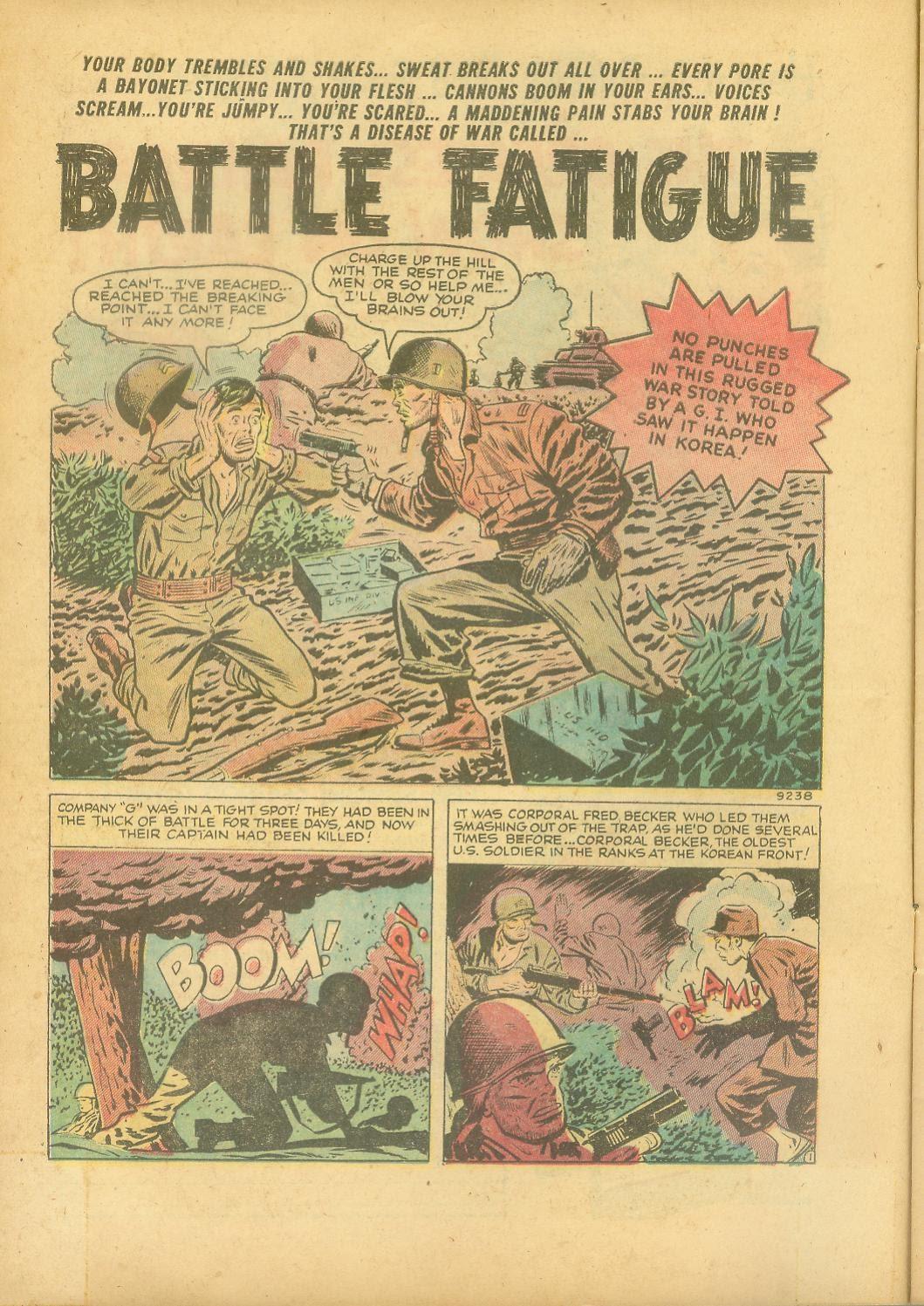 War Adventures issue 1 - Page 10