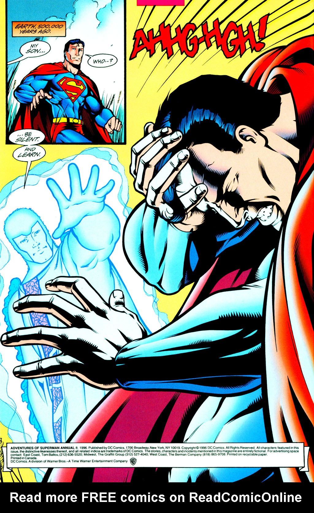 Read online Adventures of Superman (1987) comic -  Issue #Adventures of Superman (1987) _Annual 8 - 3