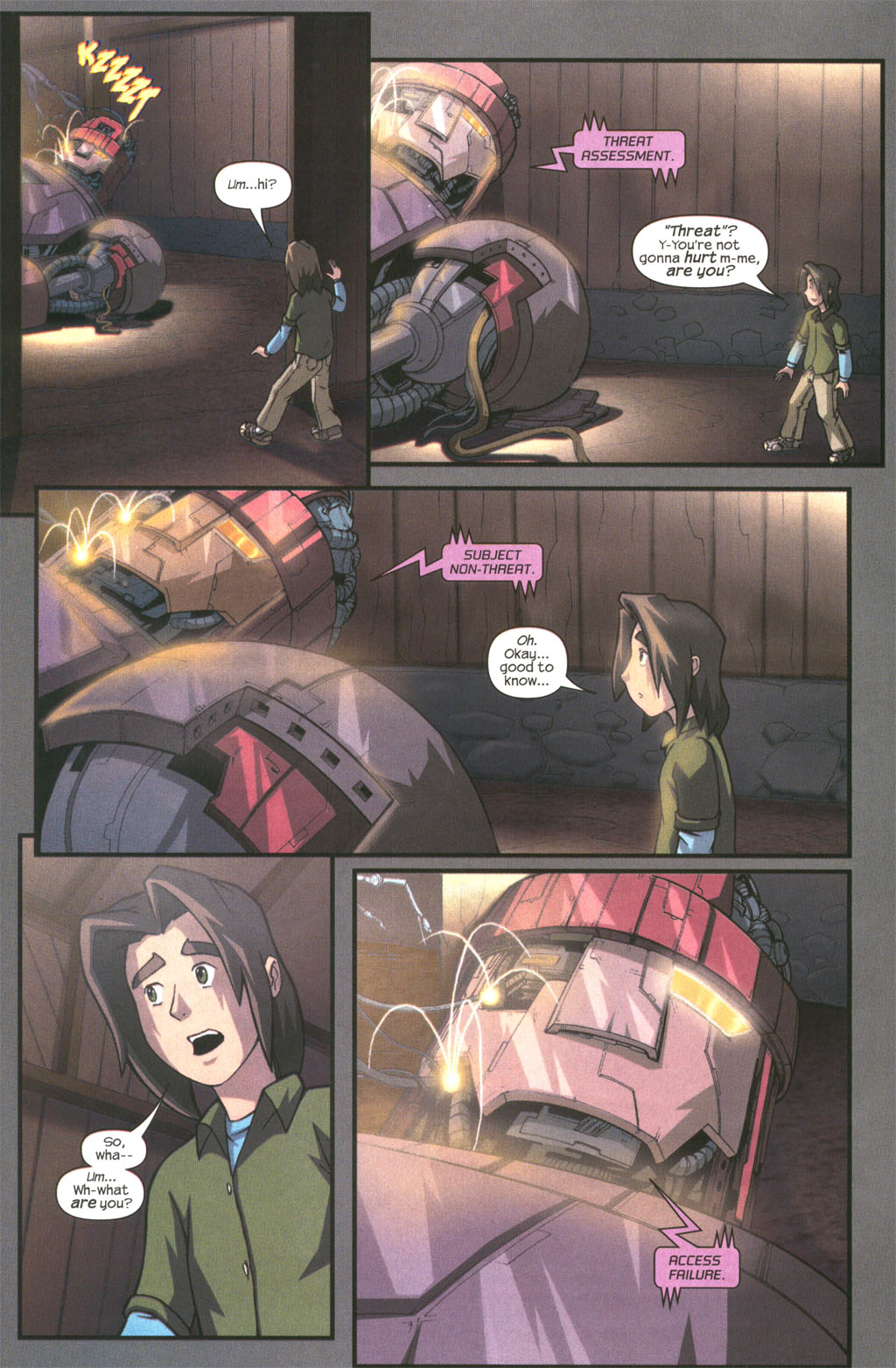 Read online Sentinel comic -  Issue #2 - 19