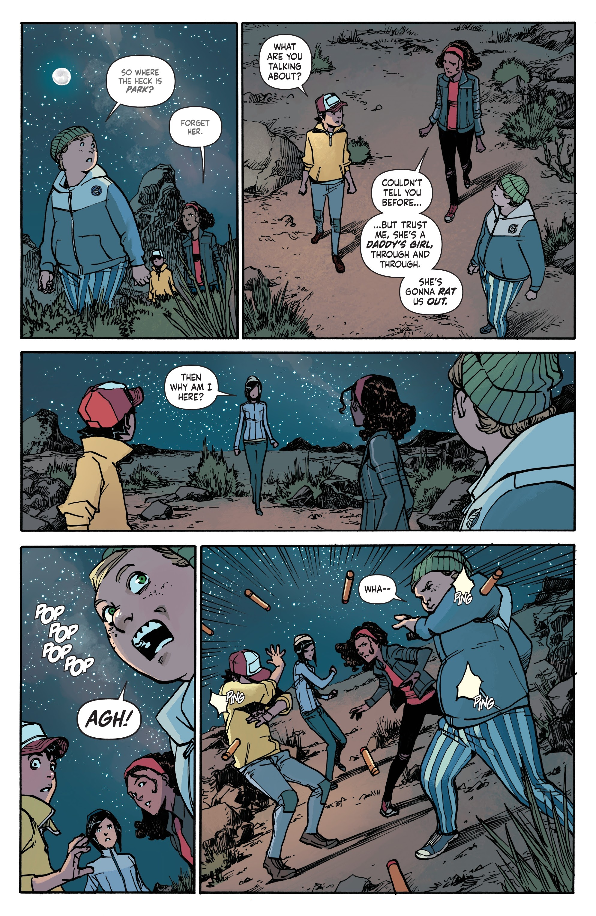 Mech Cadet Yu #_TPB_2 #15 - English 19