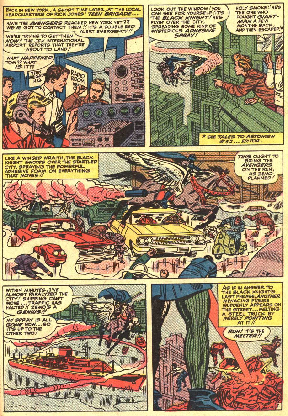 The Avengers (1963) 6 Page 5