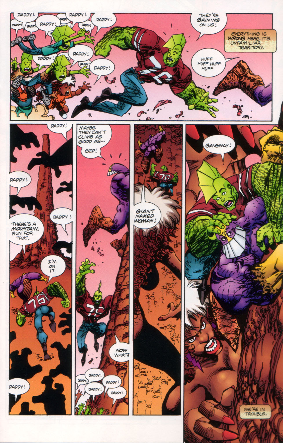 The Savage Dragon (1993) Issue #28 #31 - English 14