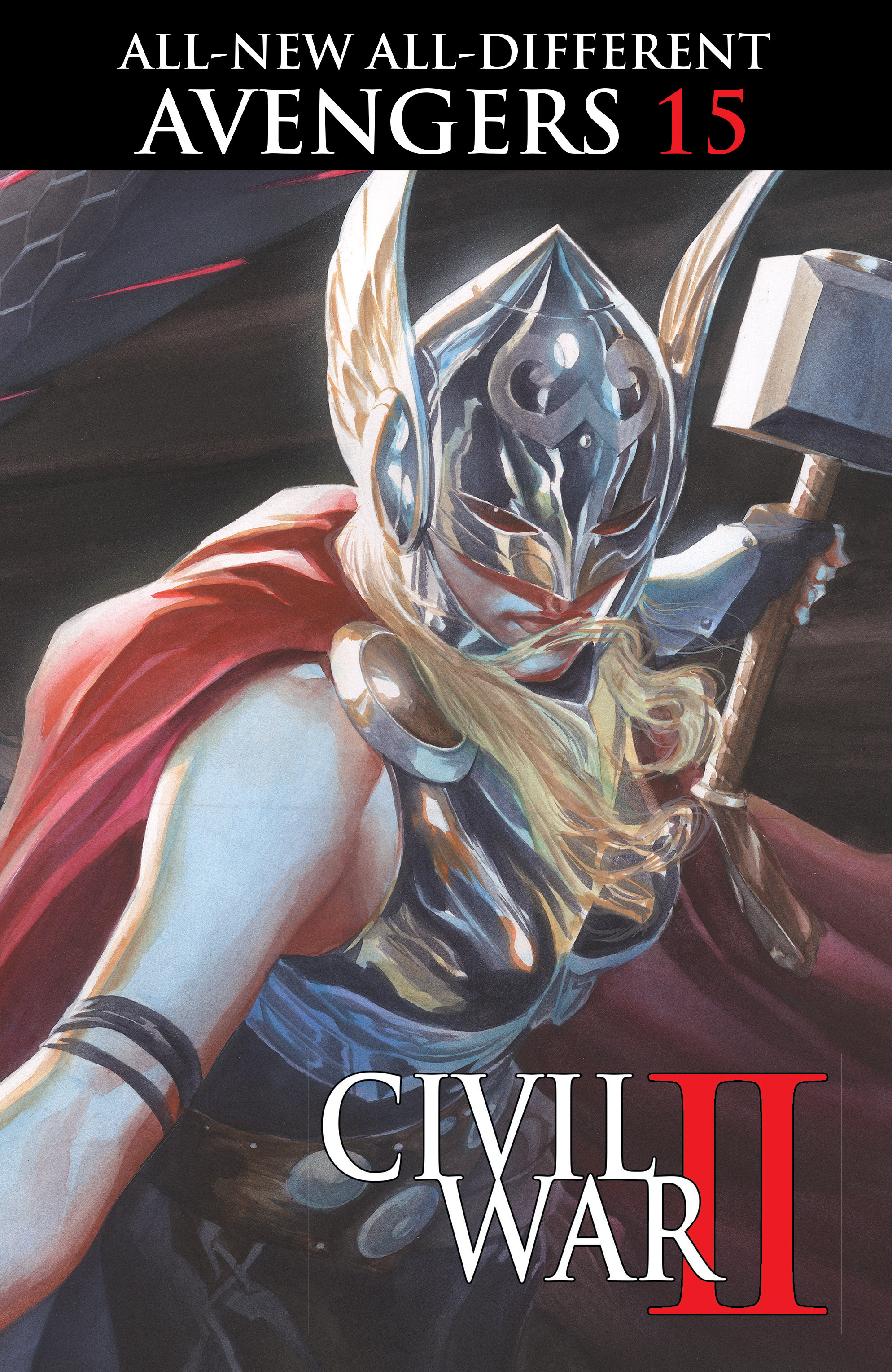 Read online All-New, All-Different Avengers comic -  Issue #14 - 24