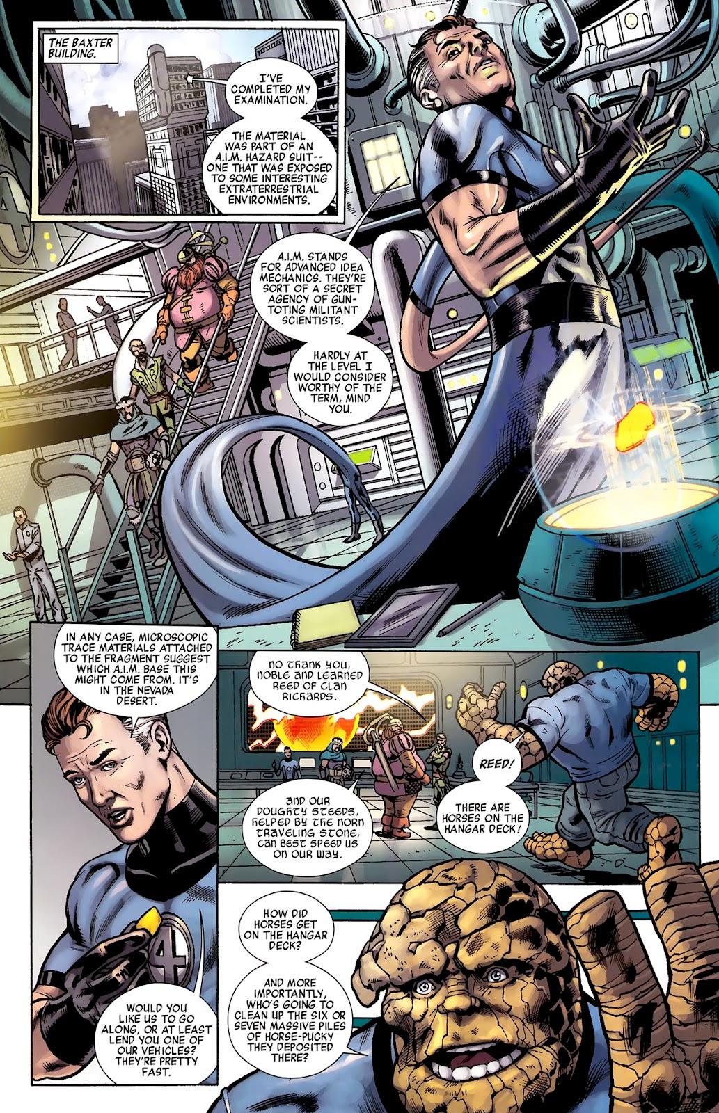 Warriors Three Issue #2 #2 - English 20