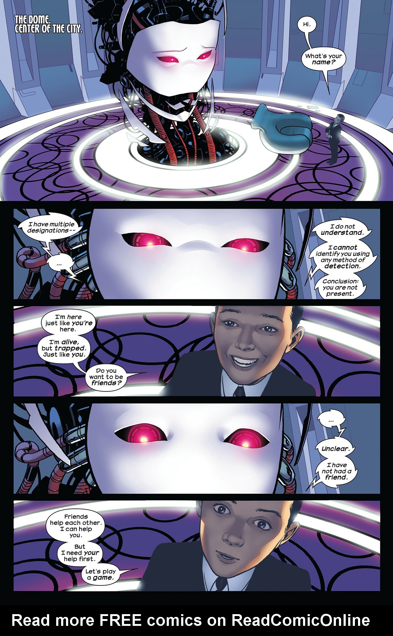 Read online Ultimate Comics Ultimates comic -  Issue #12 - 6