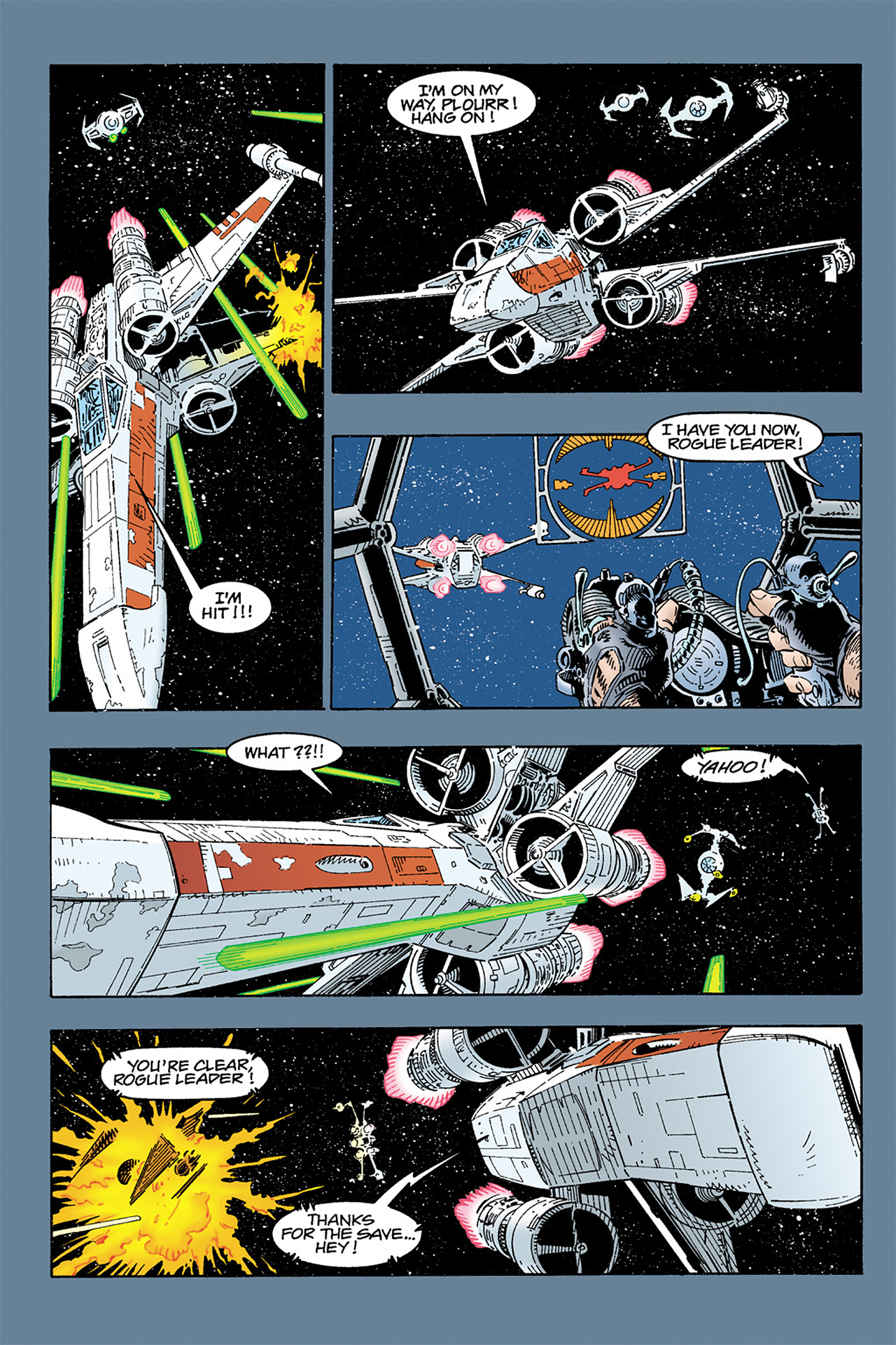 Read online Star Wars Omnibus comic -  Issue # Vol. 2 - 125