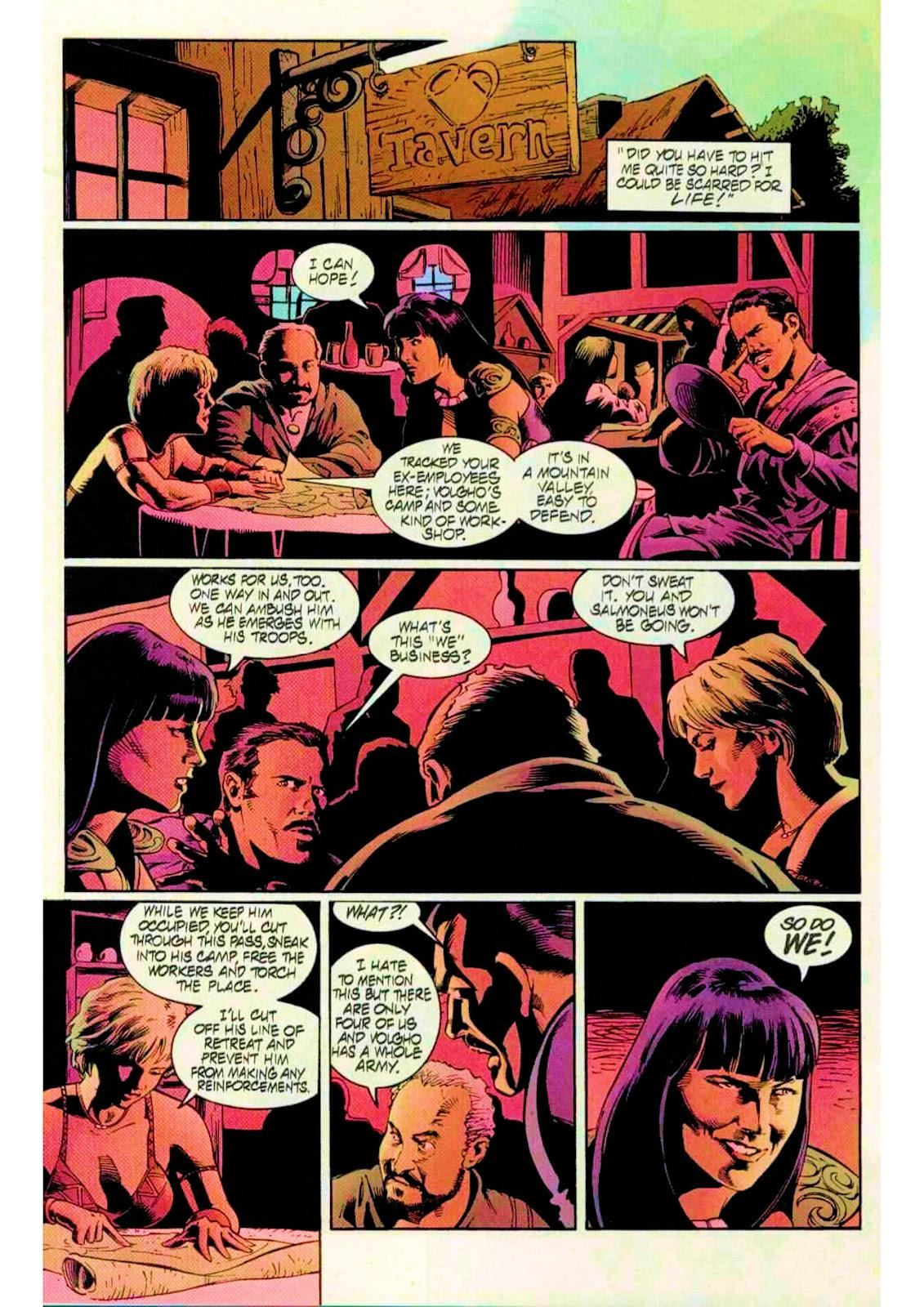Xena: Warrior Princess (1999) Issue #14 #14 - English 19