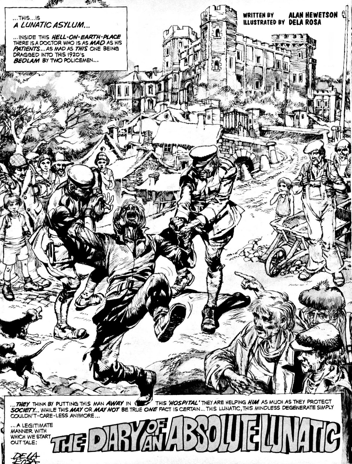 Nightmare (1970) issue 14 - Page 4