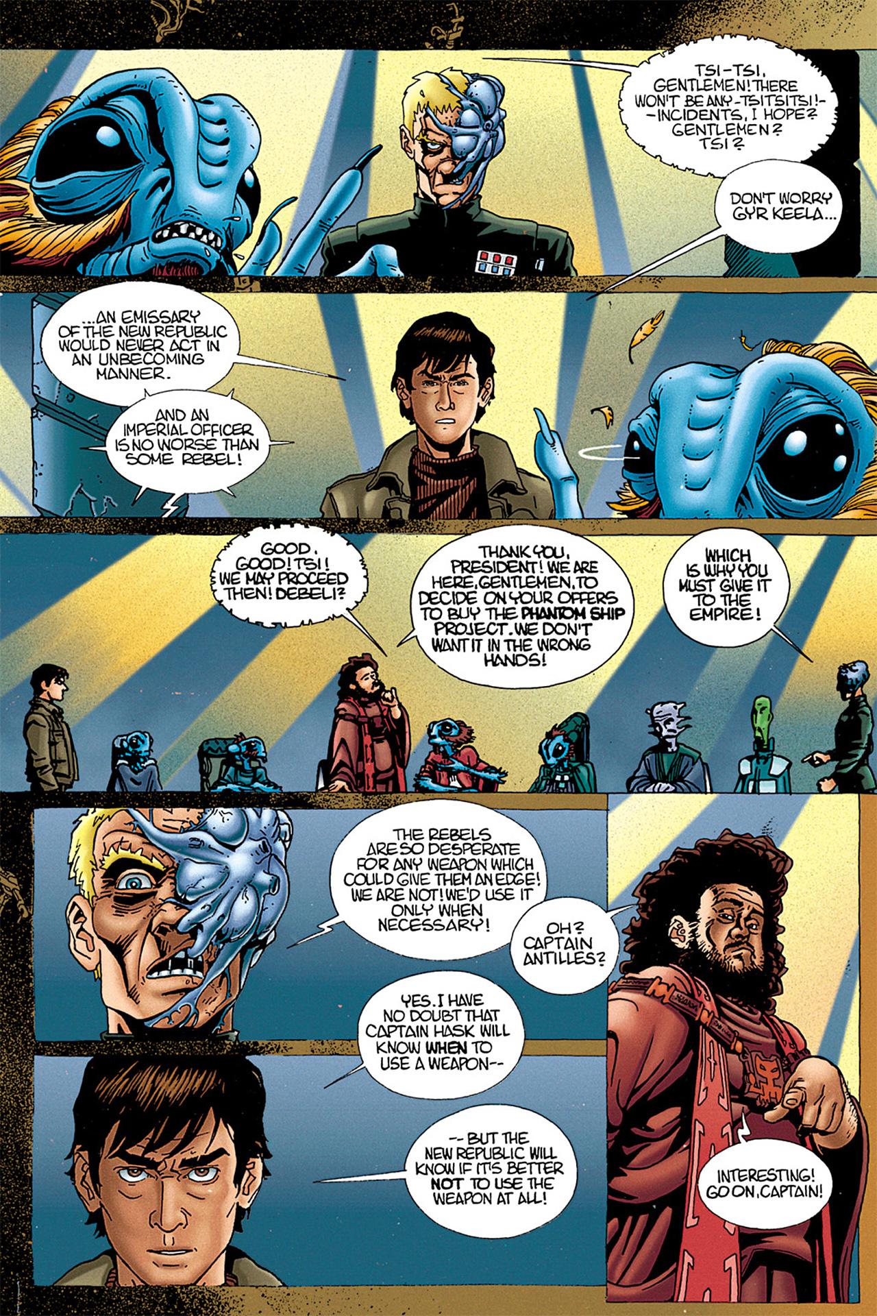Read online Star Wars Omnibus comic -  Issue # Vol. 1 - 215