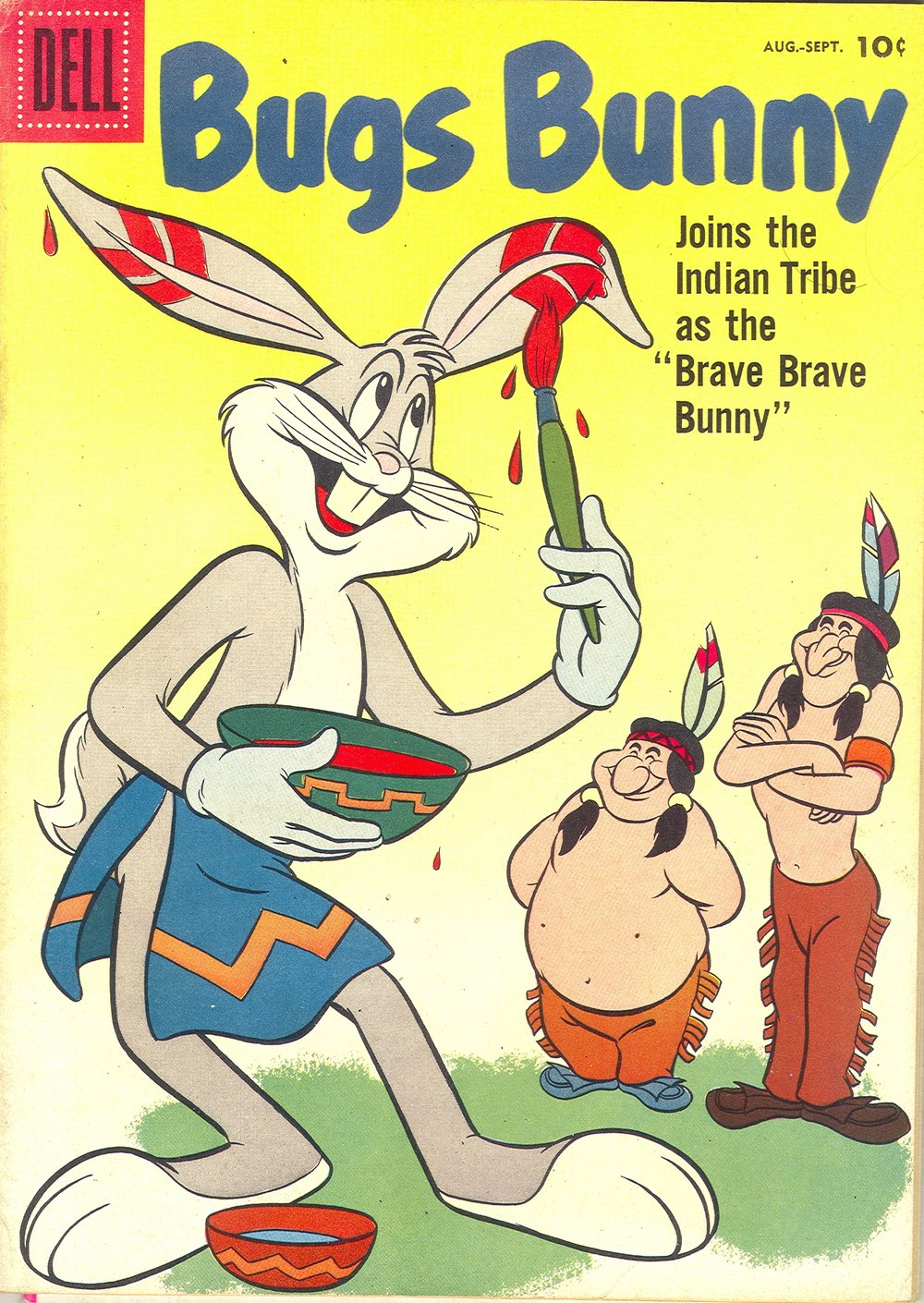 Bugs Bunny (1952) issue 56 - Page 1