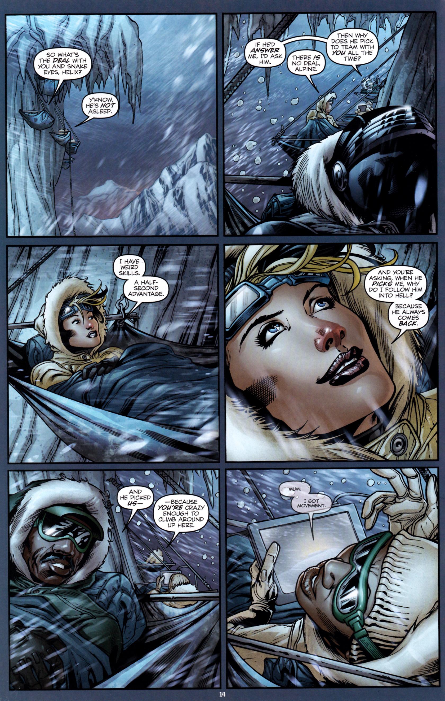 Read online G.I. Joe: Snake Eyes comic -  Issue #1 - 17