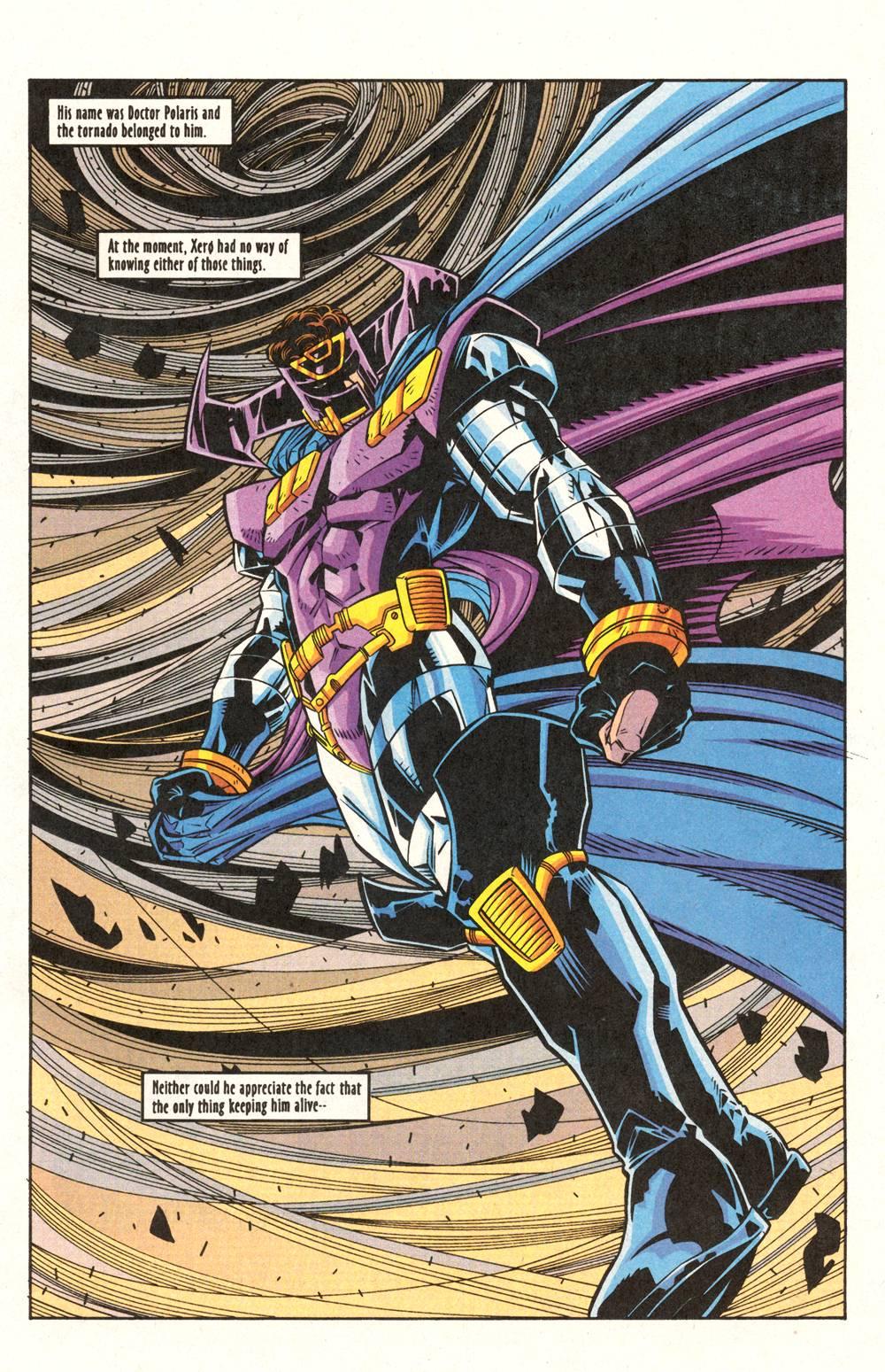 Read online Xero comic -  Issue #6 - 9
