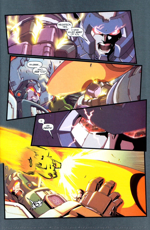 Read online Transformers Armada comic -  Issue #16 - 5