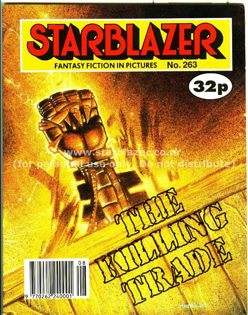 Starblazer issue 263 - Page 1