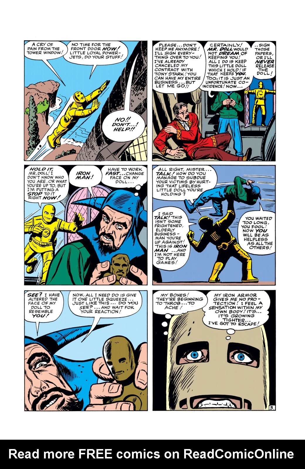 Tales of Suspense (1959) issue 48 - Page 4