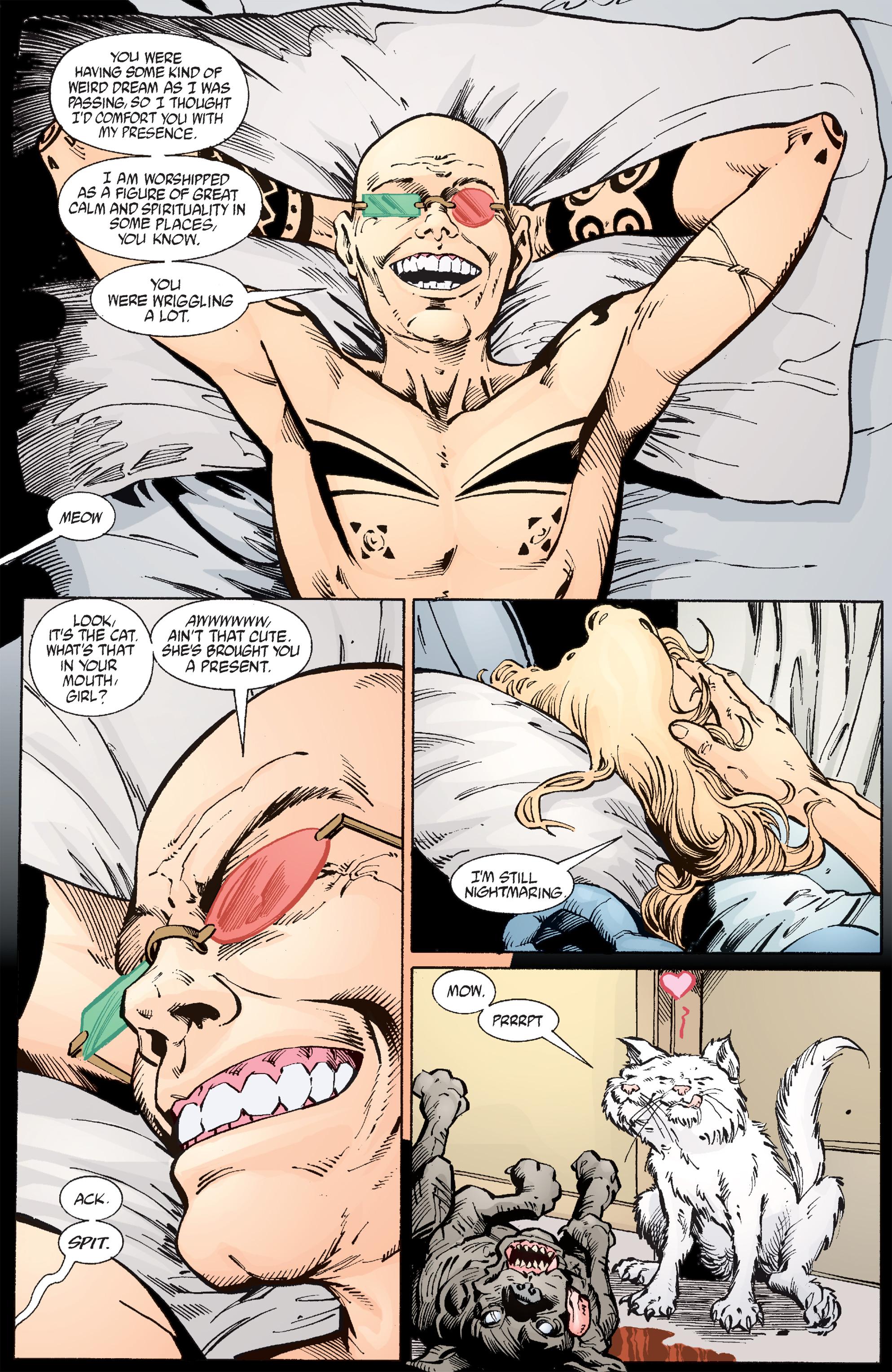 Read online Transmetropolitan comic -  Issue #49 - 5