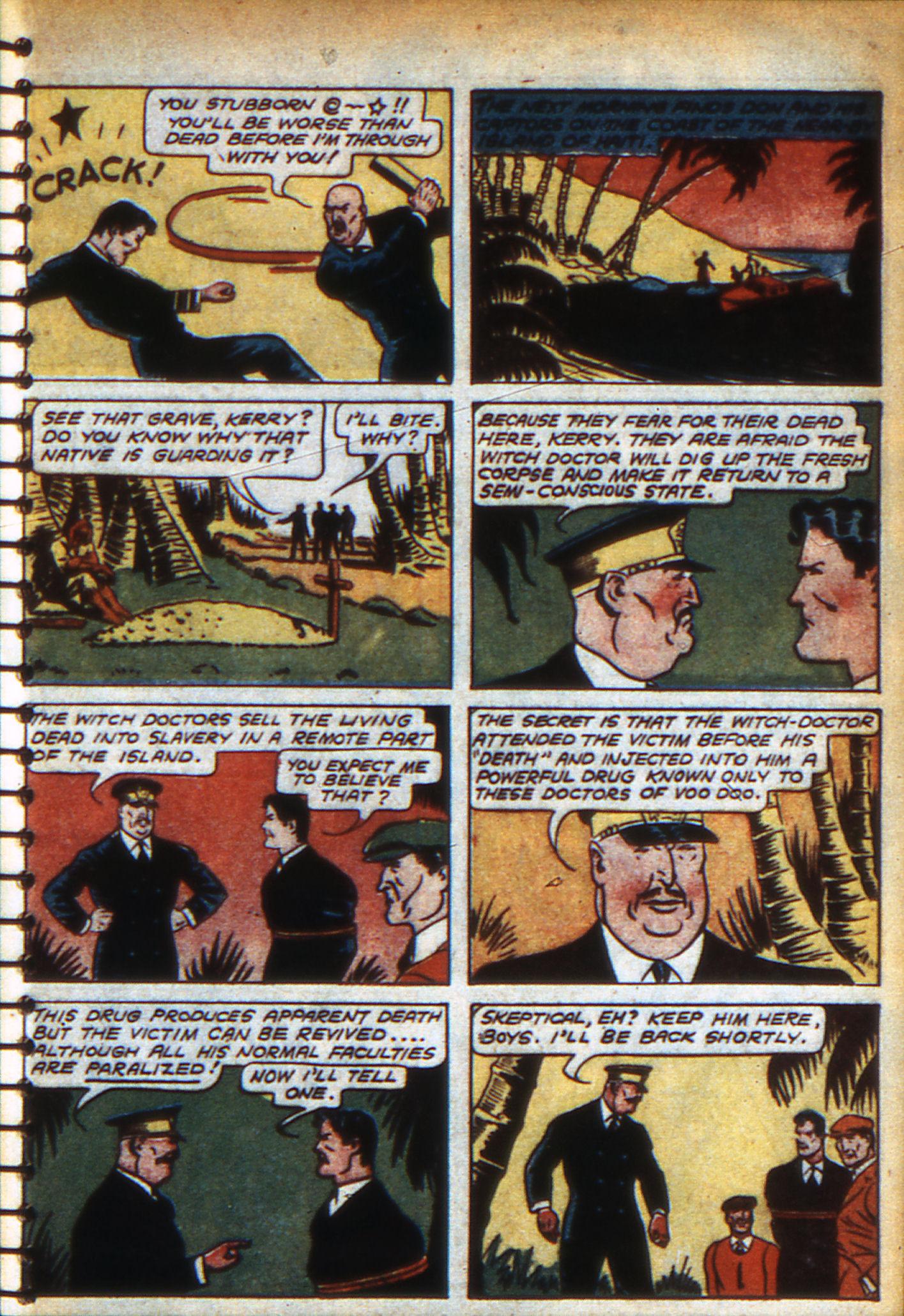 Read online Adventure Comics (1938) comic -  Issue #47 - 58