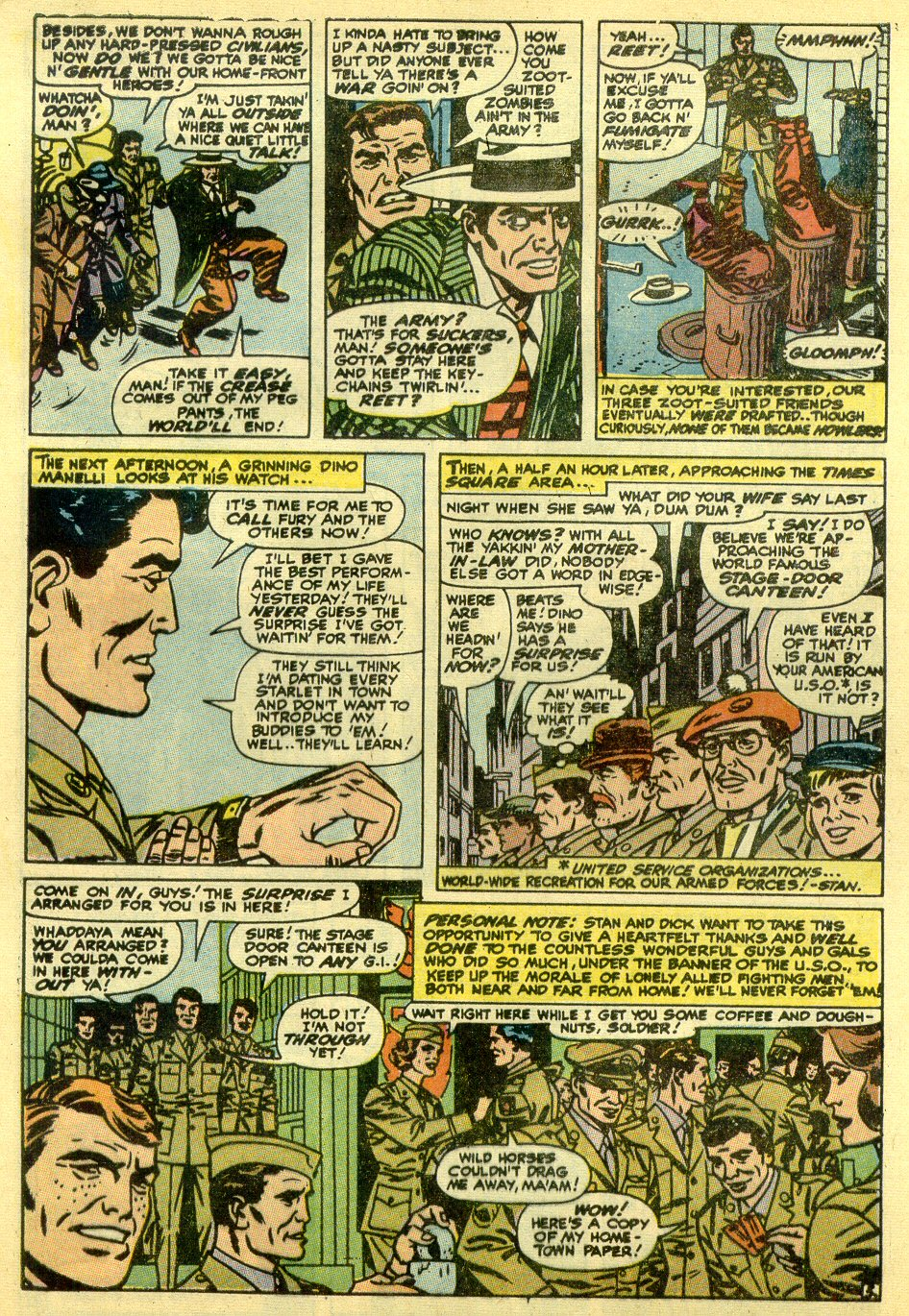 Read online Sgt. Fury comic -  Issue #82 - 8