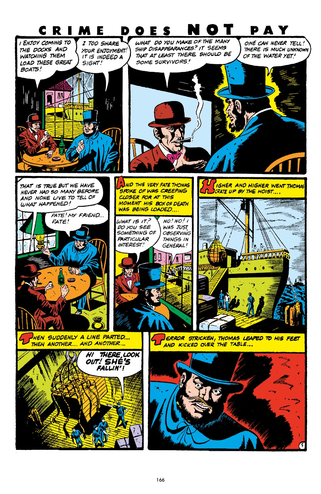 Read online Crime Does Not Pay Archives comic -  Issue # TPB 6 (Part 2) - 67