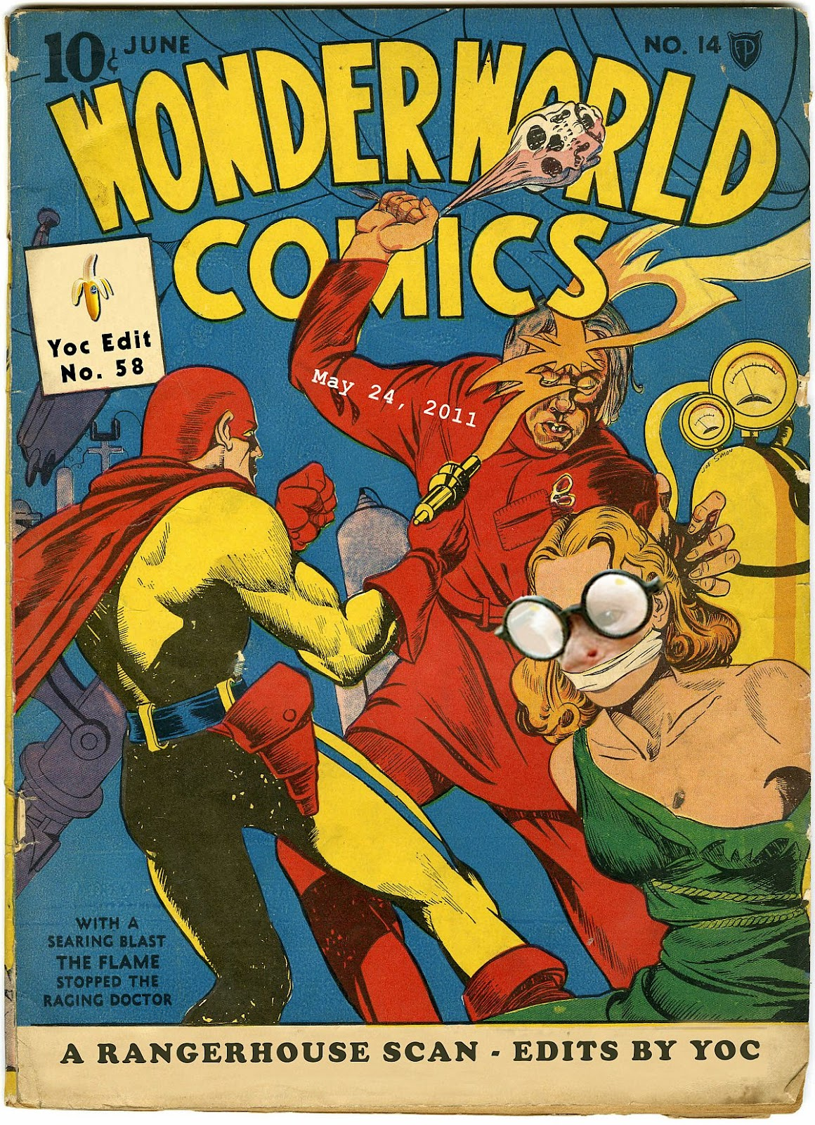 Wonderworld Comics issue 14 - Page 70