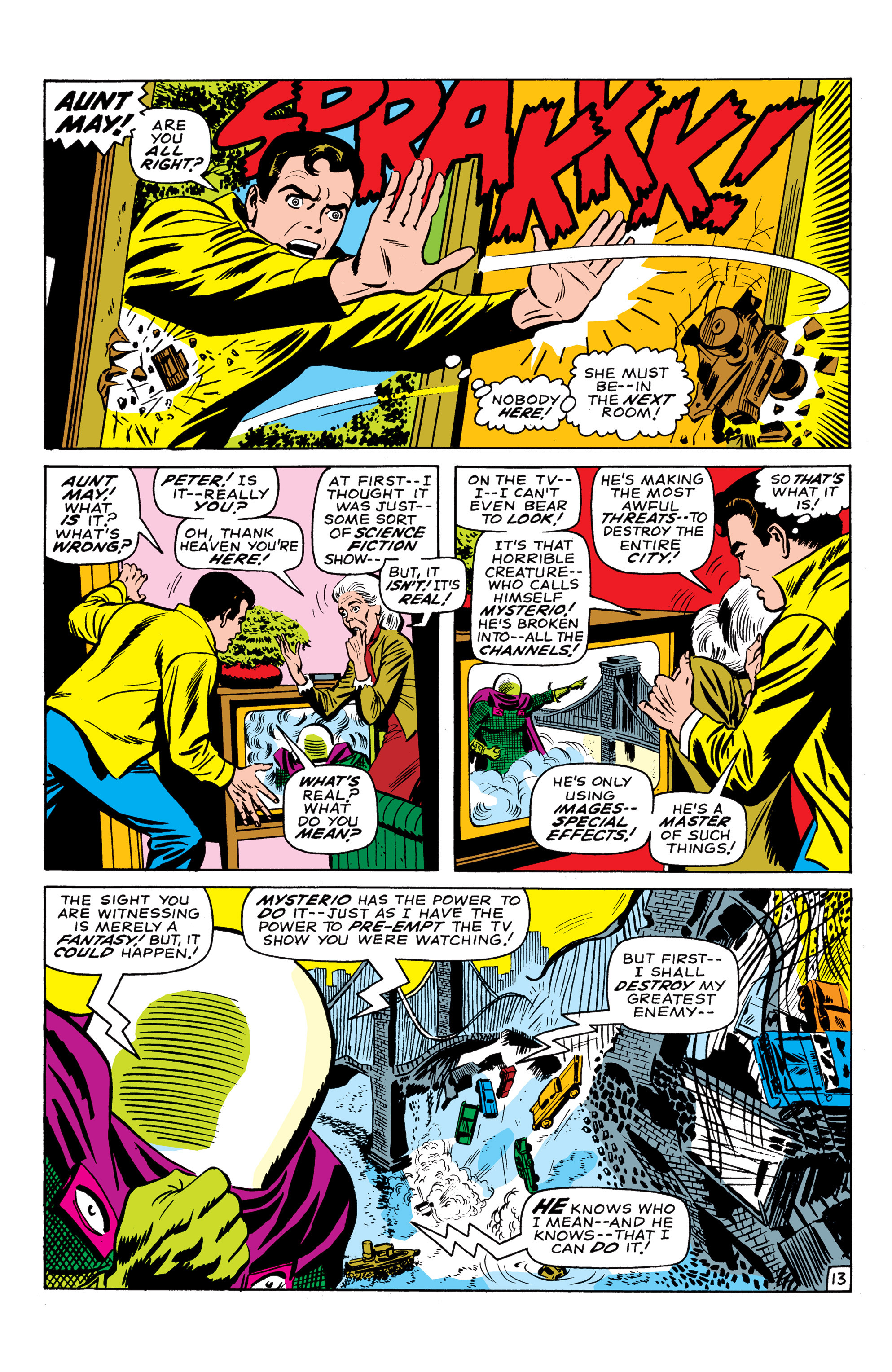 The Amazing Spider-Man (1963) 66 Page 13
