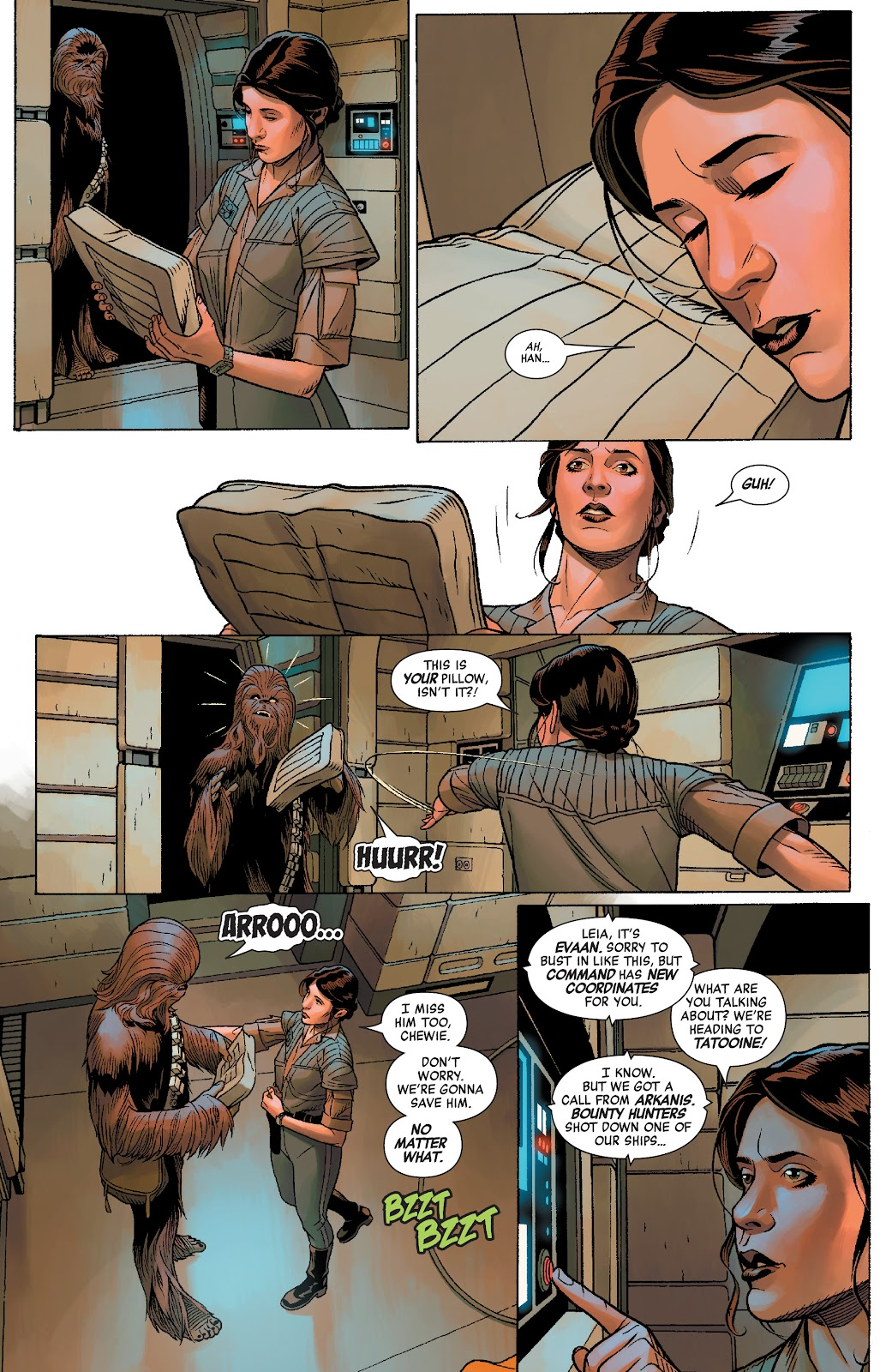 Read online Star Wars: Age of Rebellion - Heroes comic -  Issue # TPB - 8