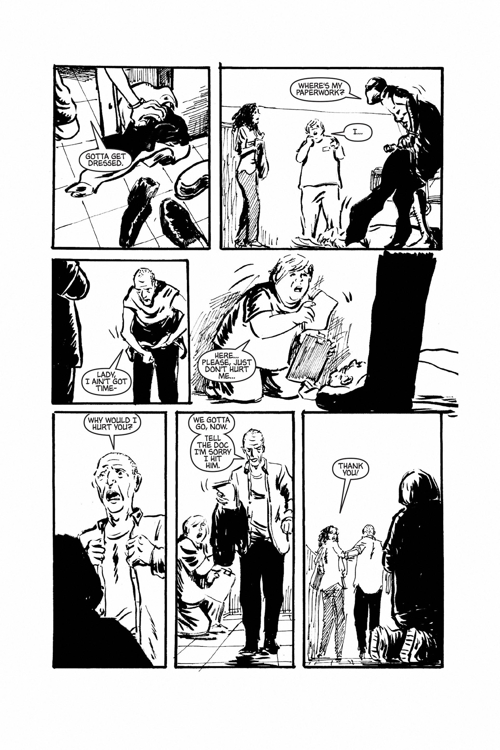 Read online Tumor comic -  Issue # TPB - 78
