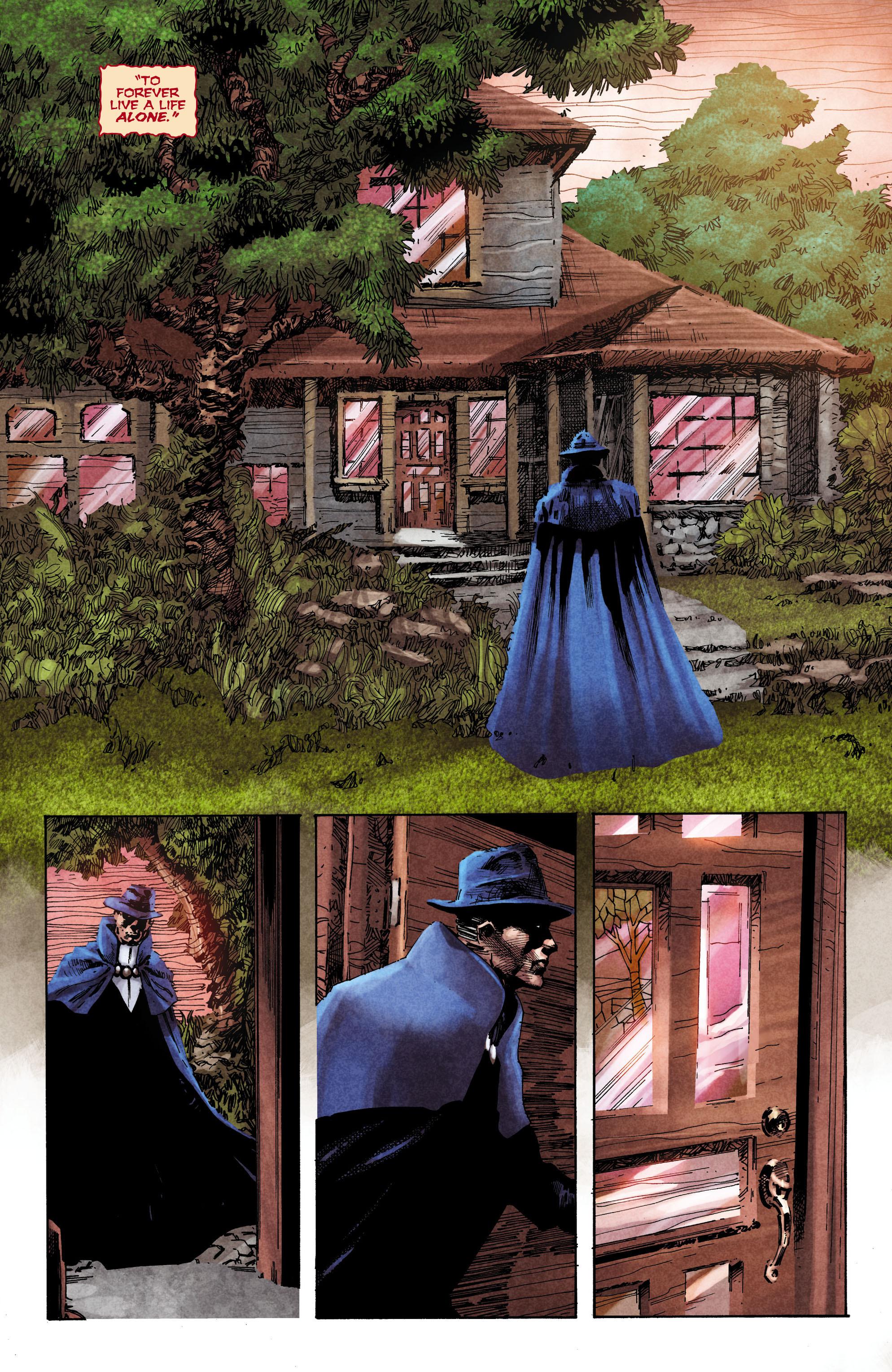 Read online Trinity of Sin: The Phantom Stranger comic -  Issue #1 - 19