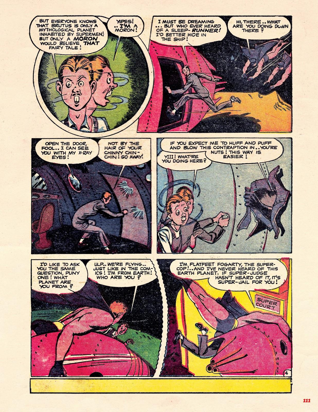 Read online Super Weird Heroes comic -  Issue # TPB 2 (Part 2) - 11