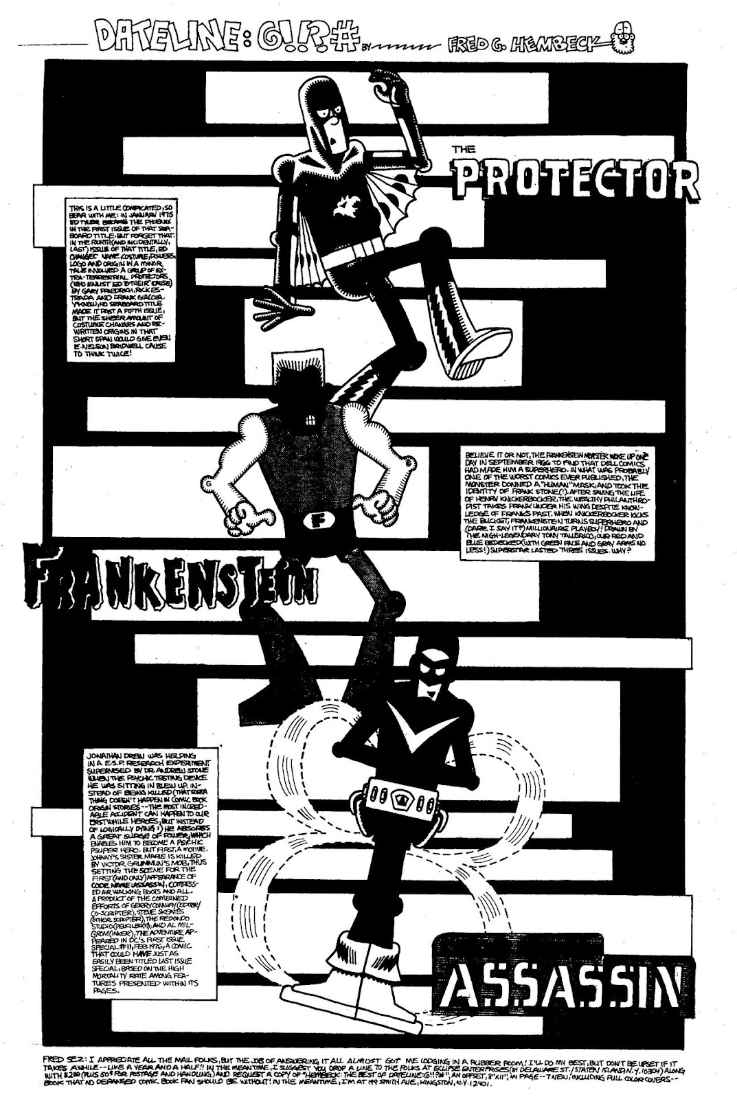 Read online The Nearly Complete Essential Hembeck Archives Omnibus comic -  Issue # TPB (Part 4) - 28