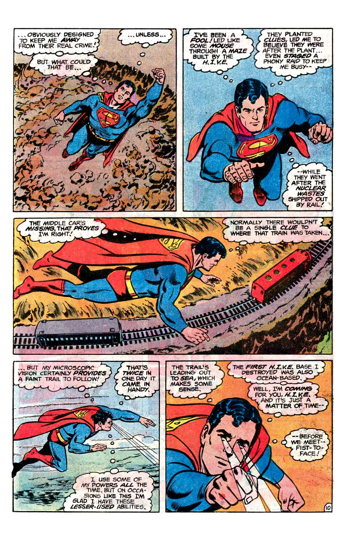 Read online Action Comics (1938) comic -  Issue #533 - 11