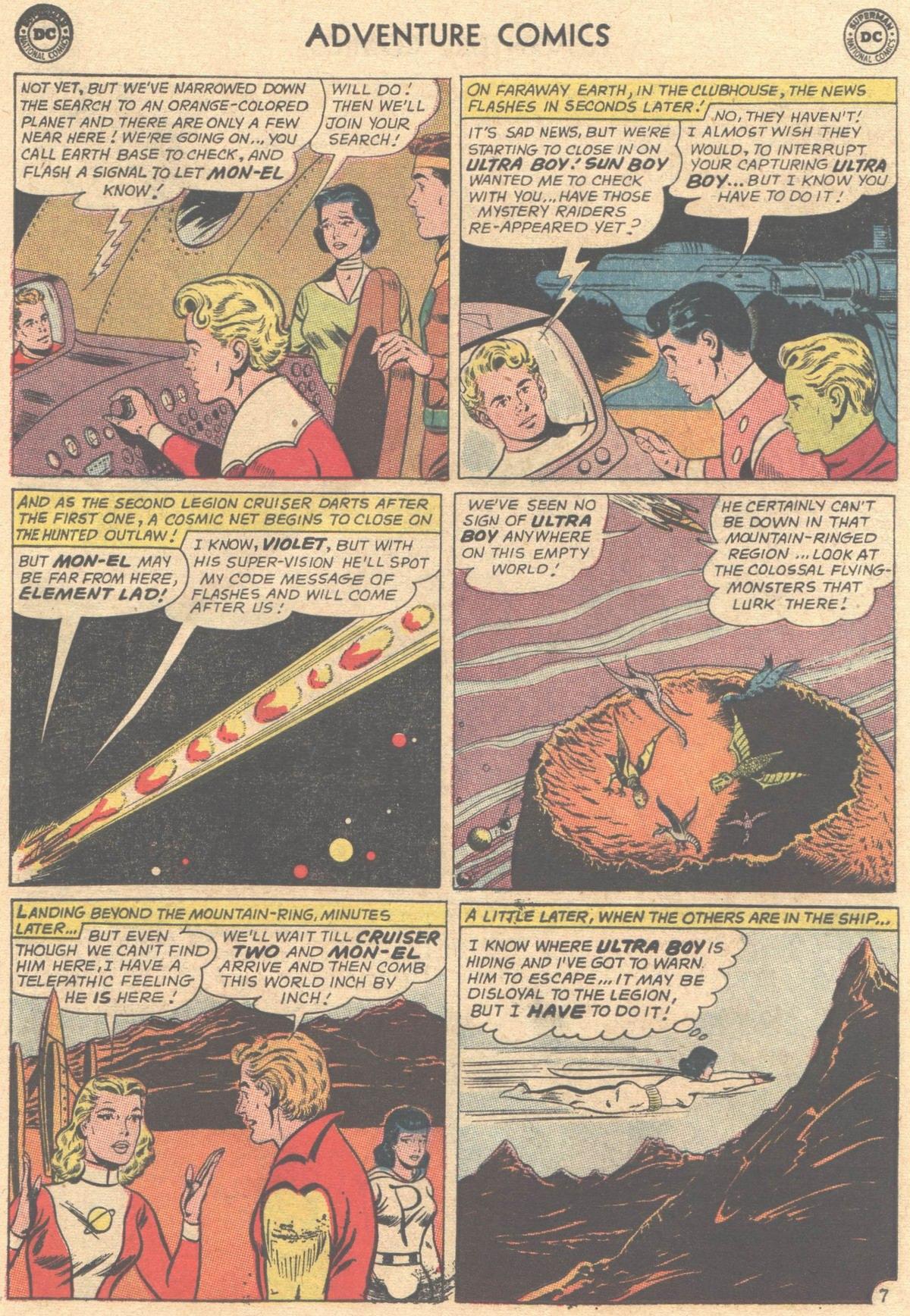 Read online Adventure Comics (1938) comic -  Issue #316 - 22