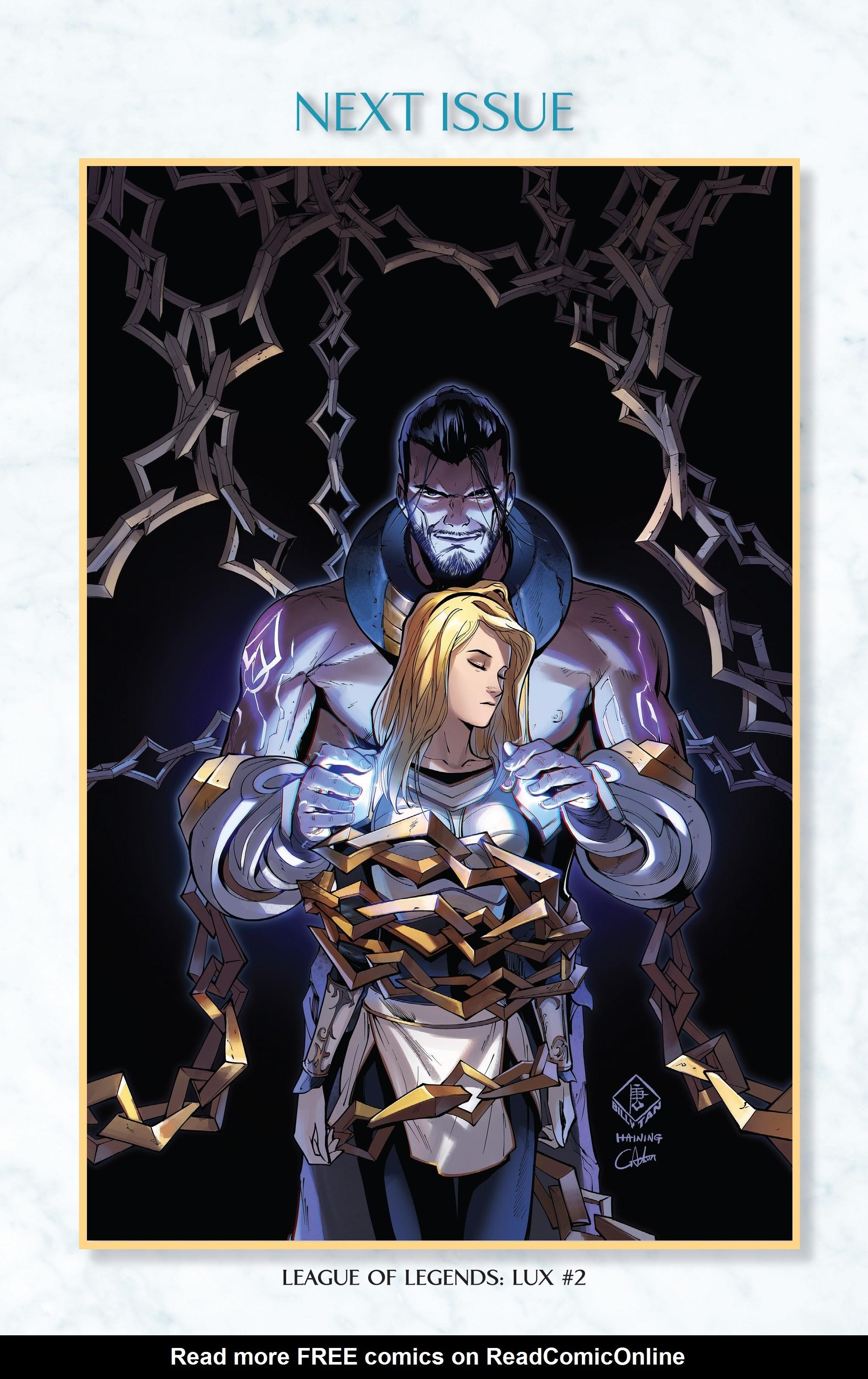 League of Legends: Lux 1 Page 23