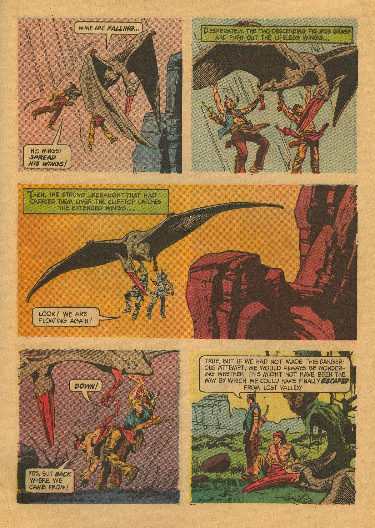 Read online Turok, Son of Stone comic -  Issue #49 - 33