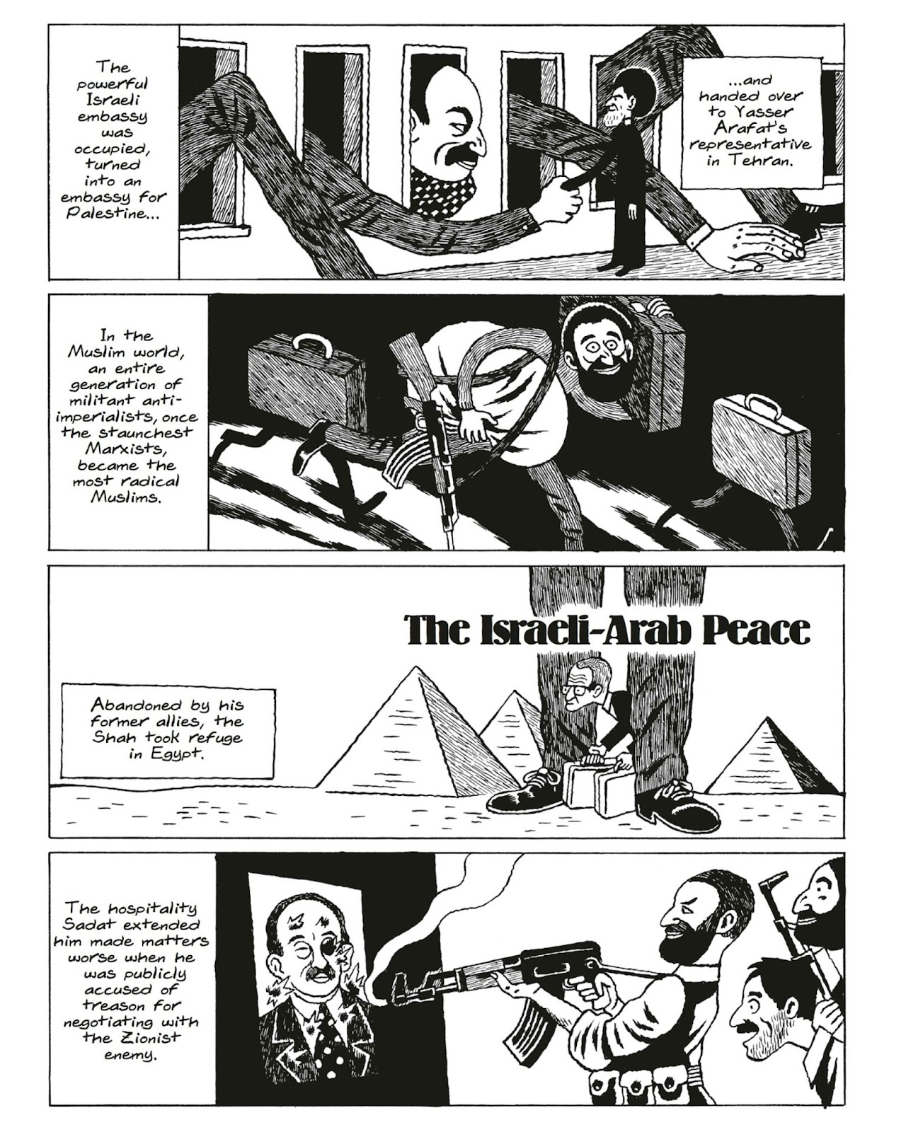 Best of Enemies: A History of US and Middle East Relations issue TPB_2 - Page 62