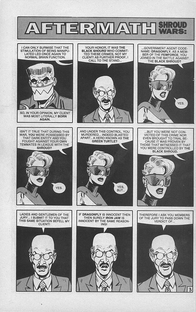 Femforce Issue #46 #46 - English 41