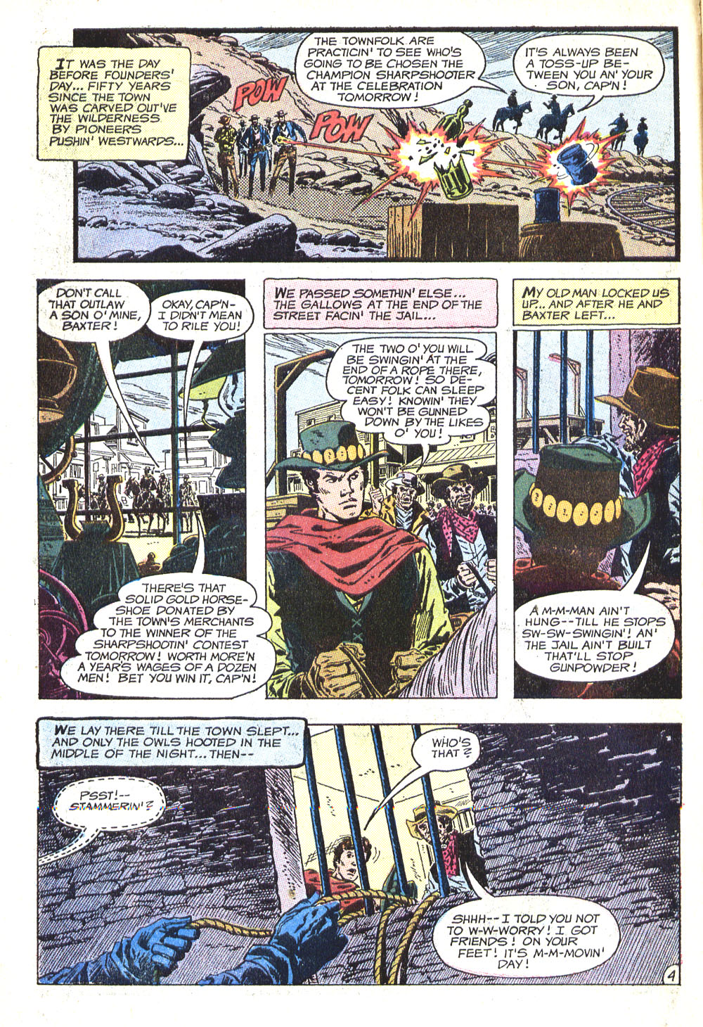 Read online All-Star Western (1970) comic -  Issue #5 - 6