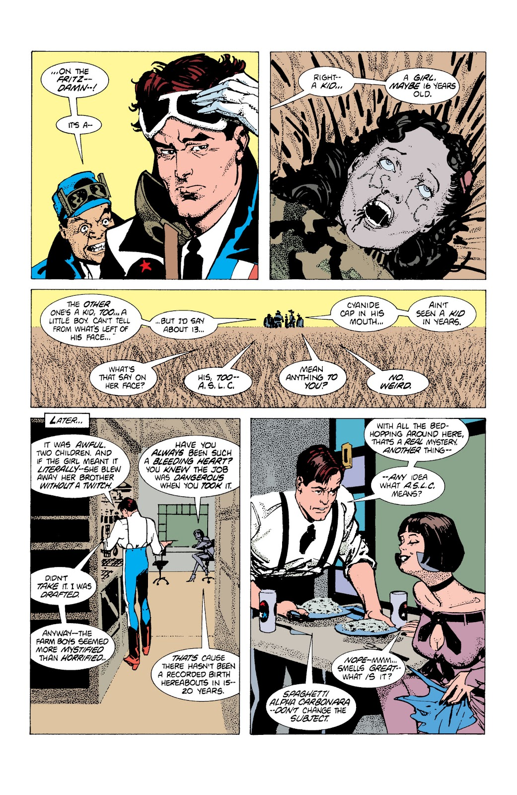 American Flagg! issue Definitive Collection (Part 1) - Page 76