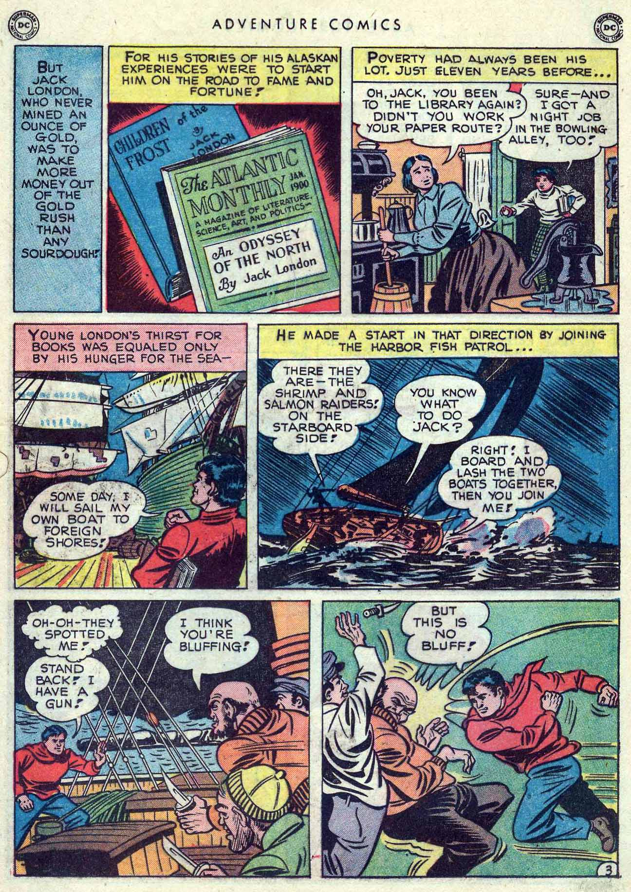 Read online Adventure Comics (1938) comic -  Issue #149 - 25