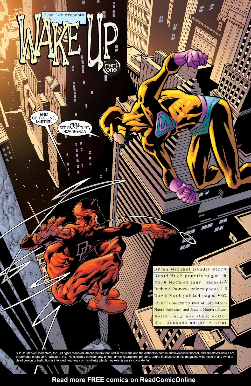 Read online Daredevil (1998) comic -  Issue # _Ultimate_Collection TPB 1 (Part 1) - 4