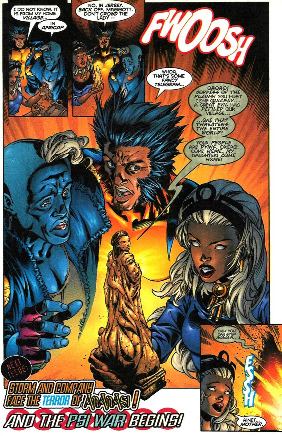 X-Men (1991) 76 Page 23