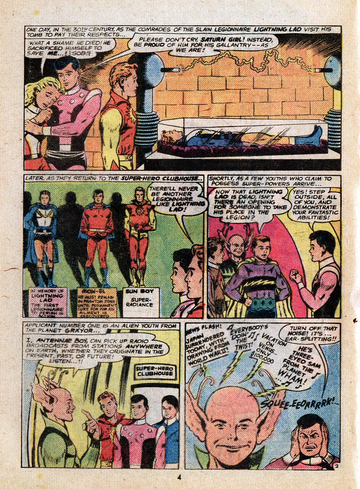 Read online Adventure Comics (1938) comic -  Issue #500 - 4