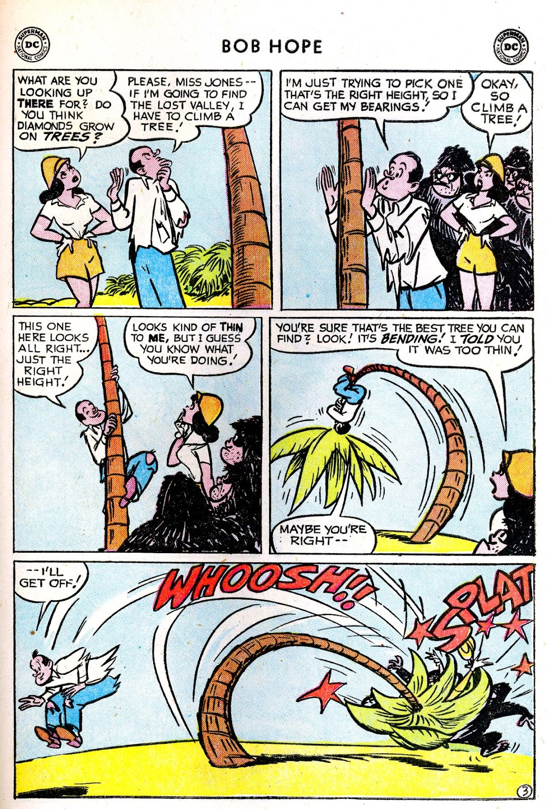 The Adventures of Bob Hope issue 33 - Page 29
