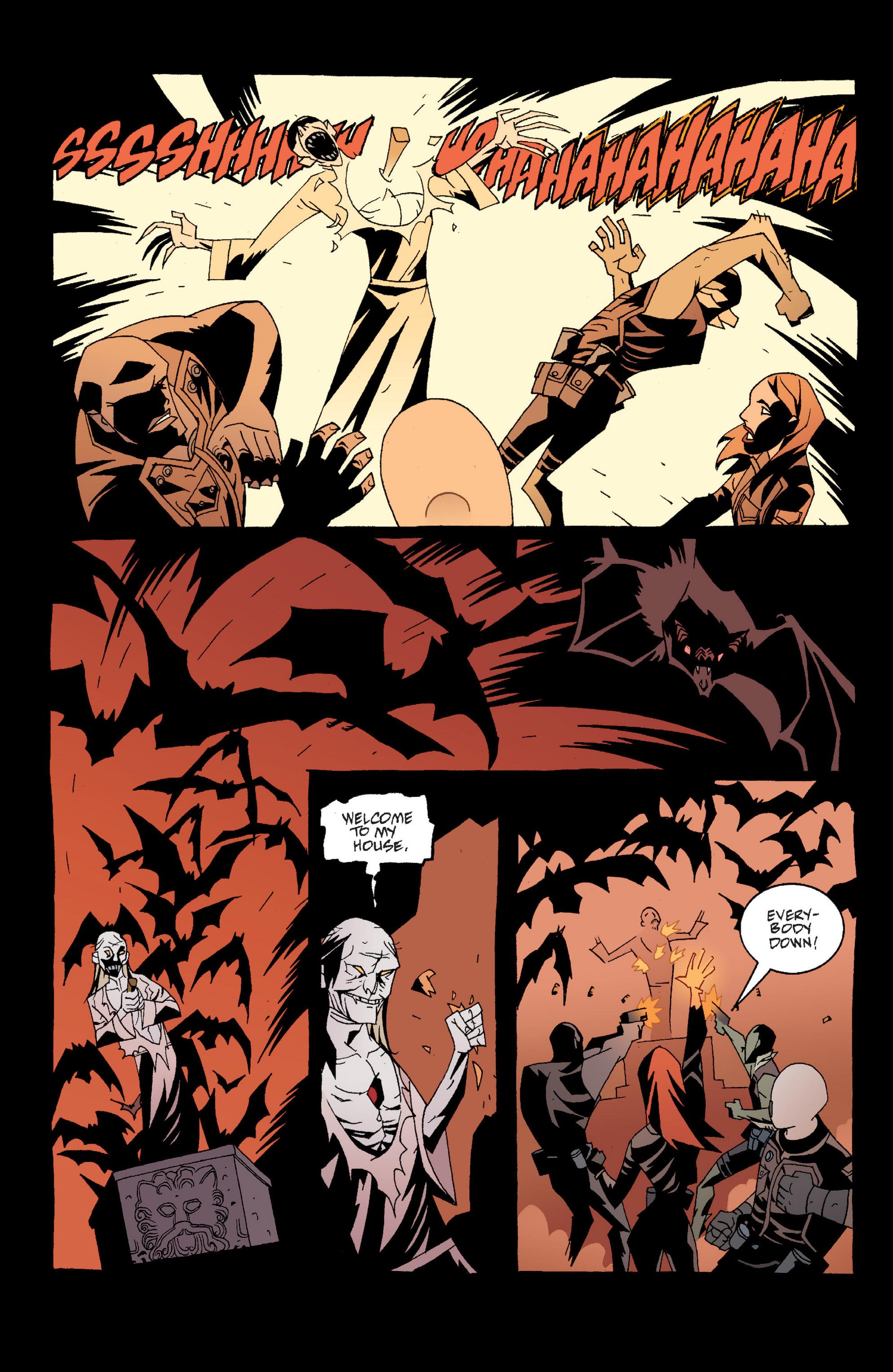 Read online B.P.R.D. (2003) comic -  Issue # TPB 2 - 20