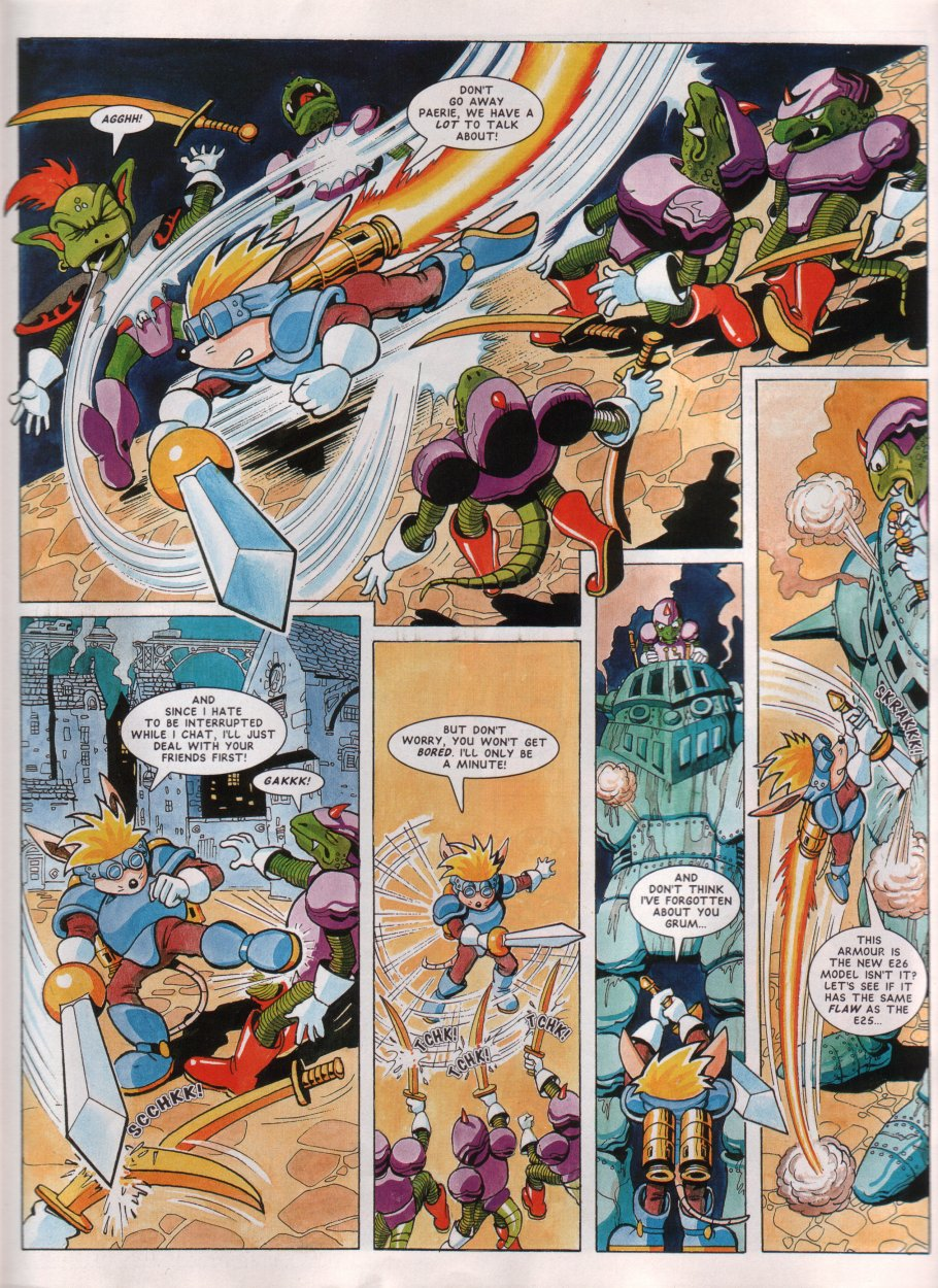 Read online Sonic the Comic comic -  Issue #53 - 28