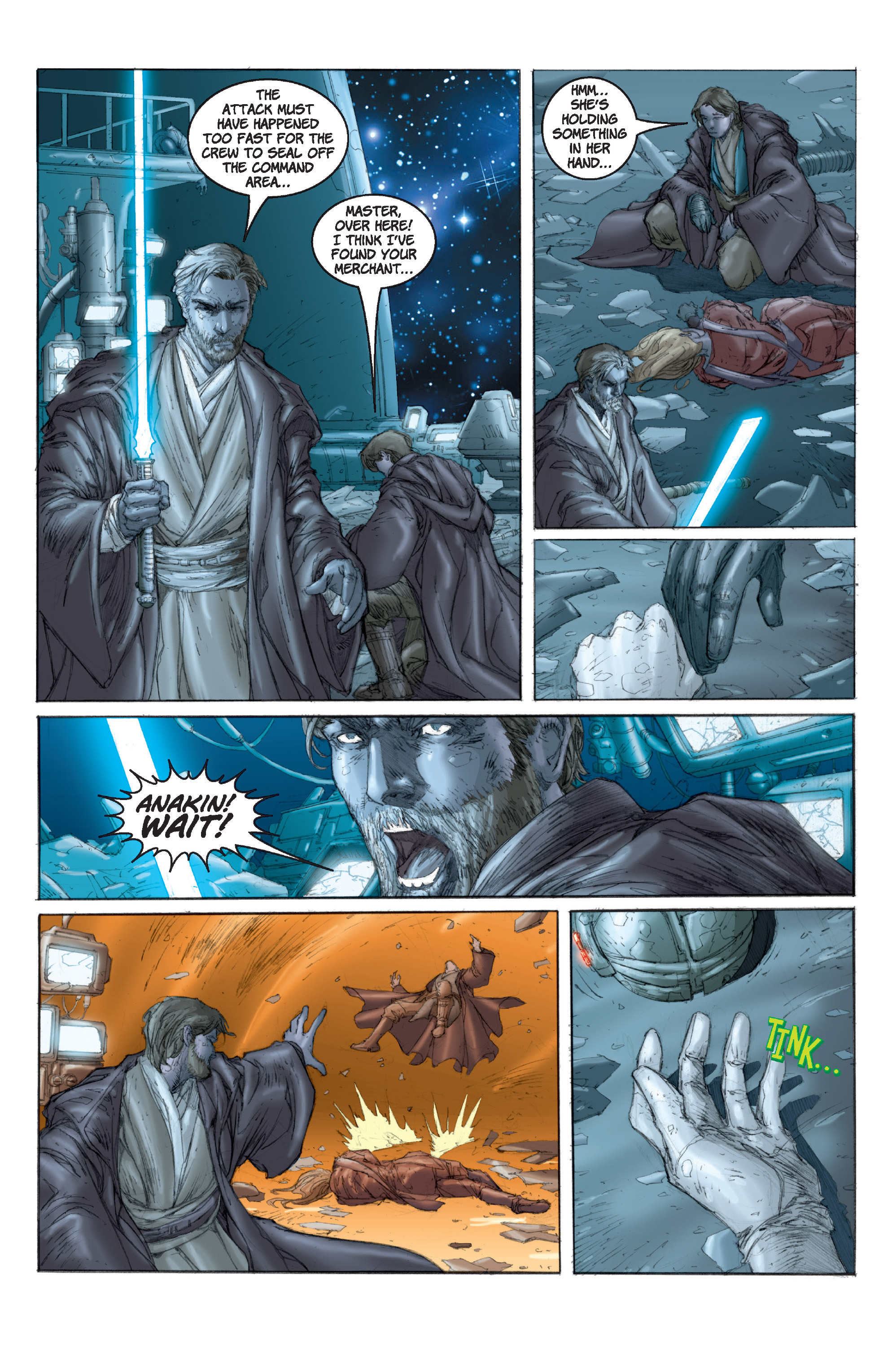 Read online Star Wars Omnibus comic -  Issue # Vol. 26 - 112