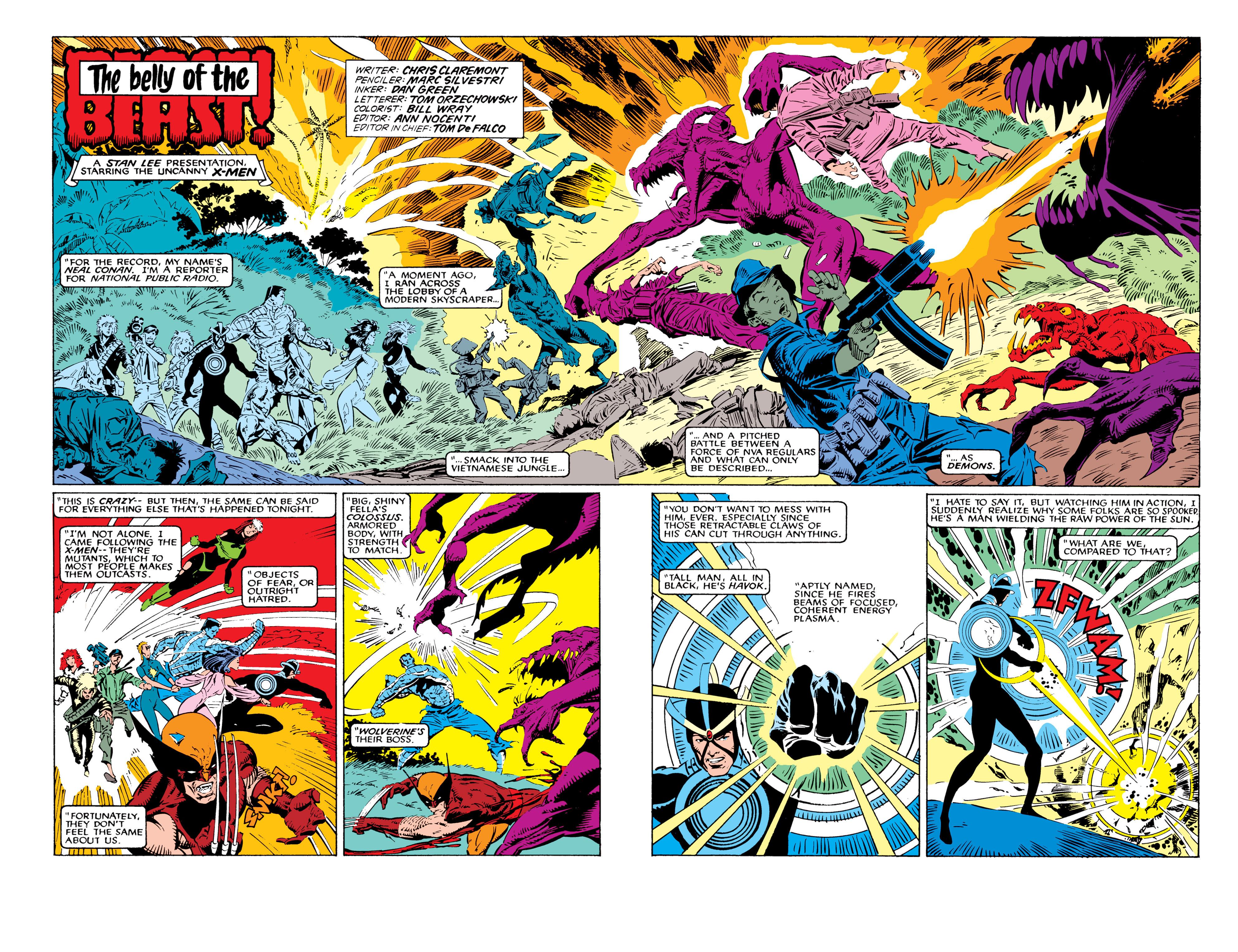 Read online Uncanny X-Men (1963) comic -  Issue #227 - 3
