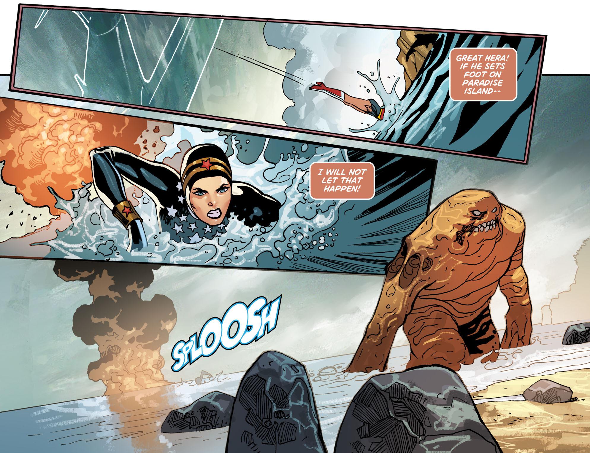 Read online Wonder Woman '77 [I] comic -  Issue #14 - 20