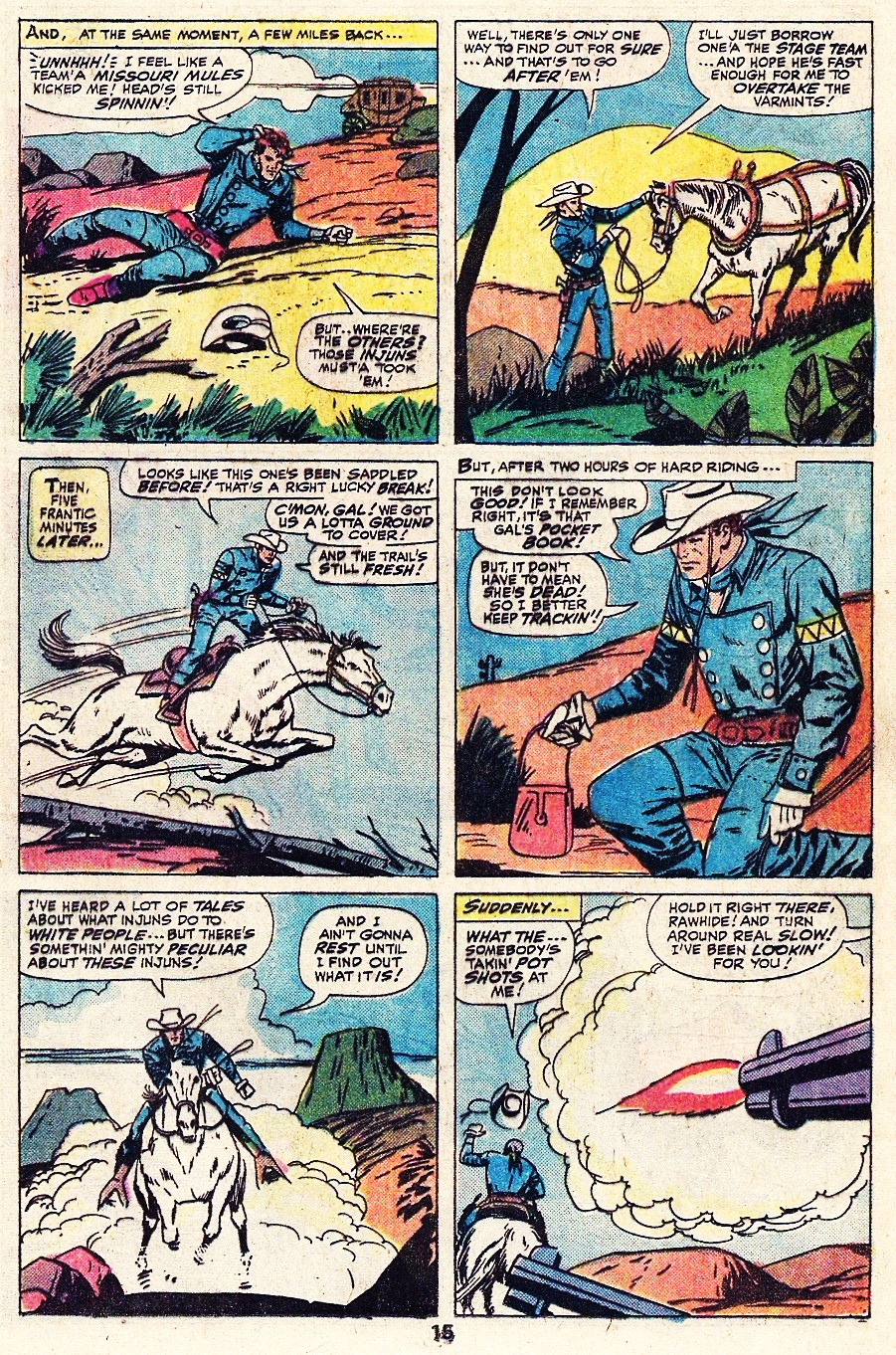 The Rawhide Kid (1955) issue 132 - Page 17